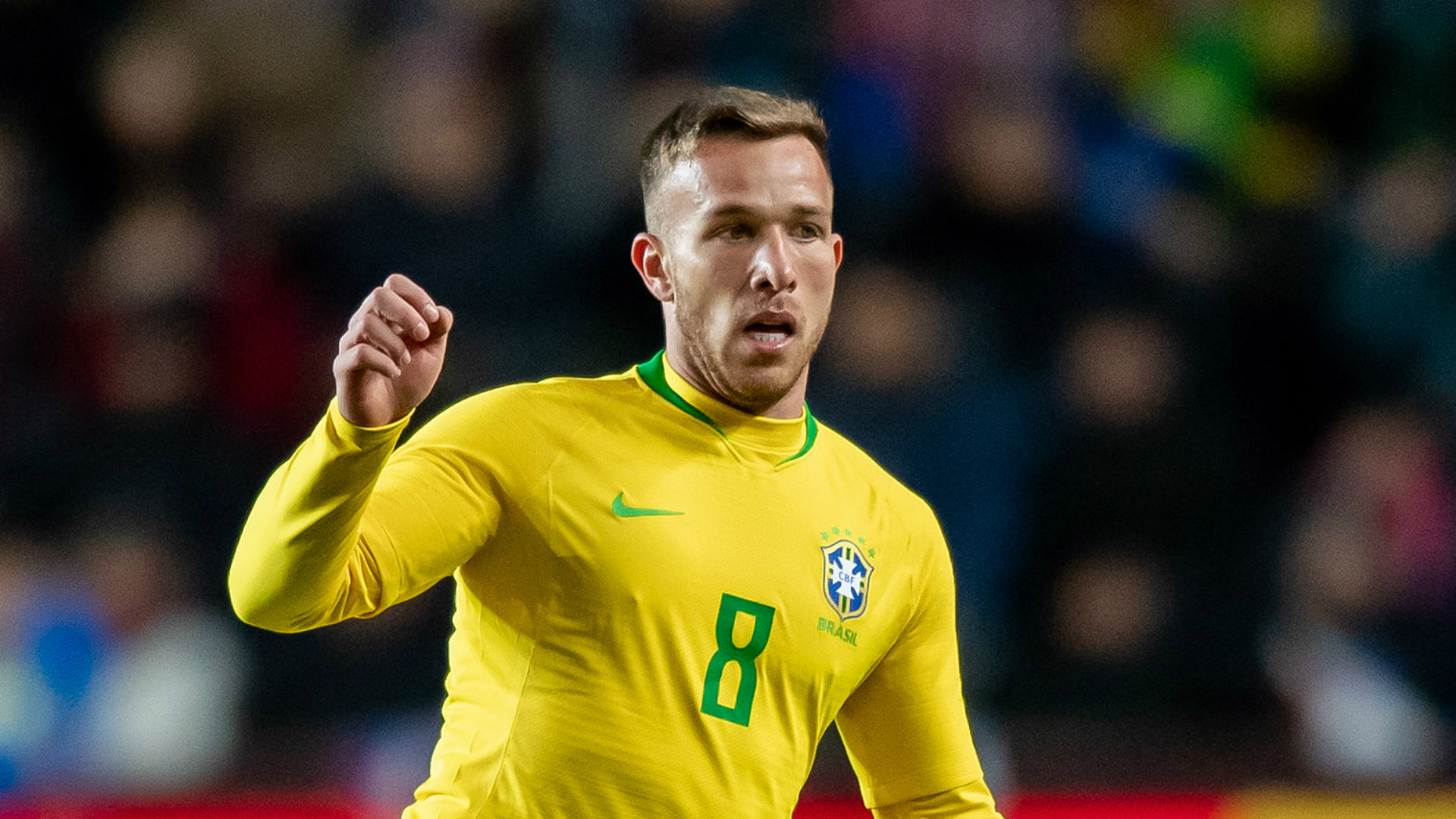 Brazil's Arthur injured in Copa America warm-up game
