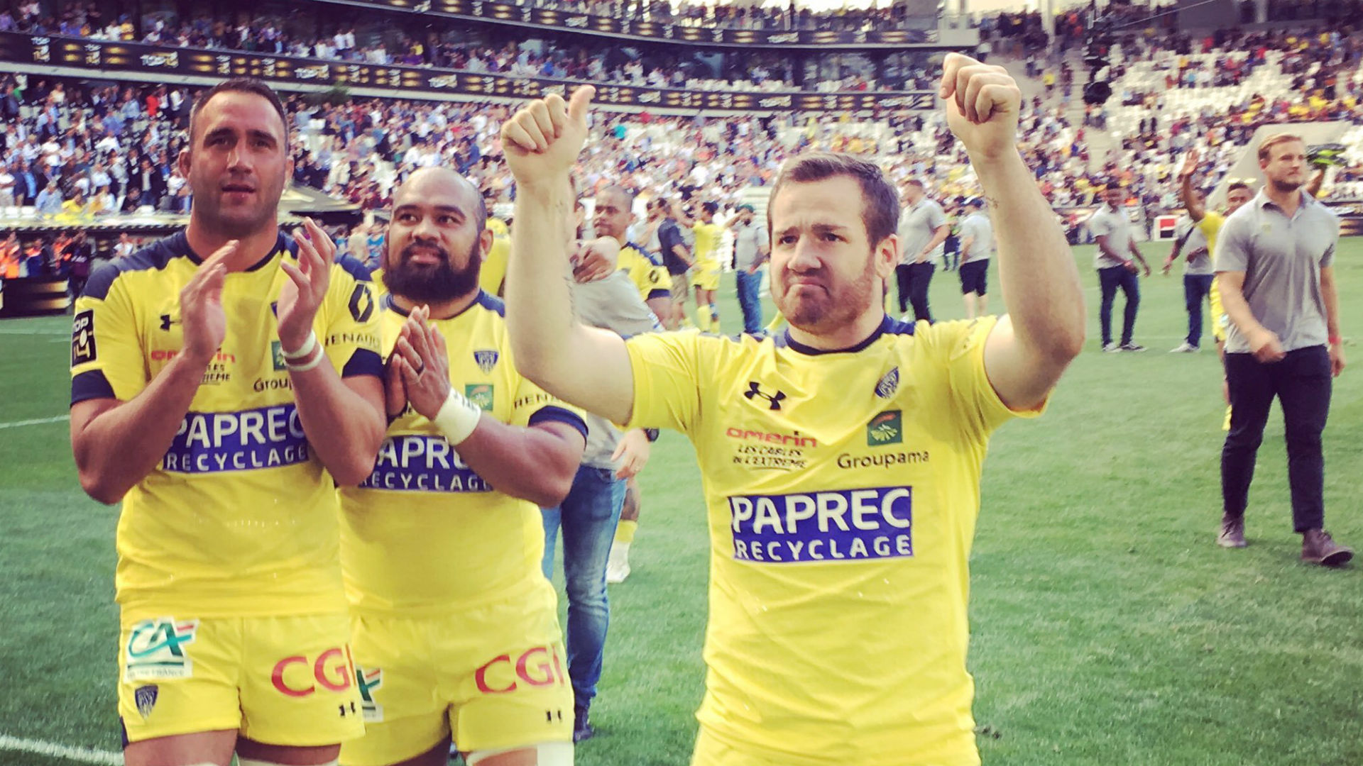 Double-chasing Clermont set up Top 14 final with Toulouse