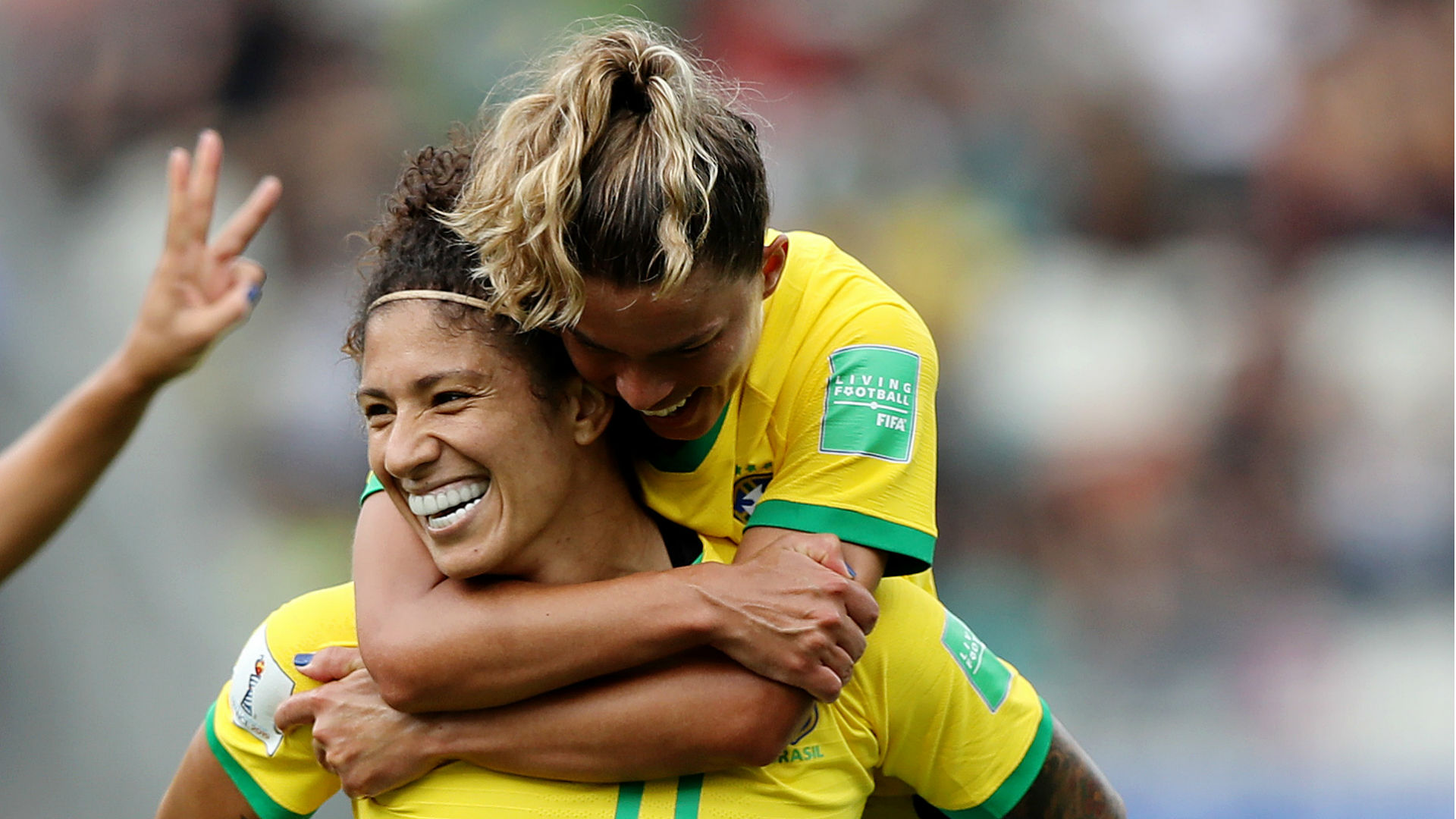 Women's World Cup Review: England victorious as Brazil's Cristiane overtakes Ronaldo in record books