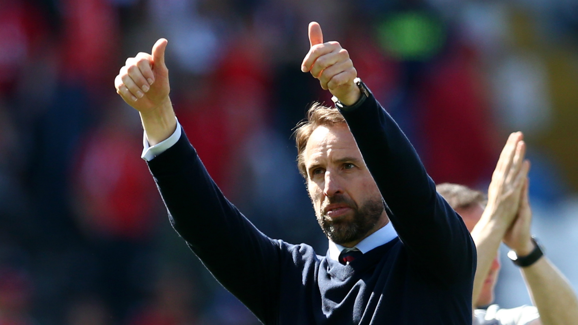 Southgate bemused as England are 'lobbed' Nations League medals