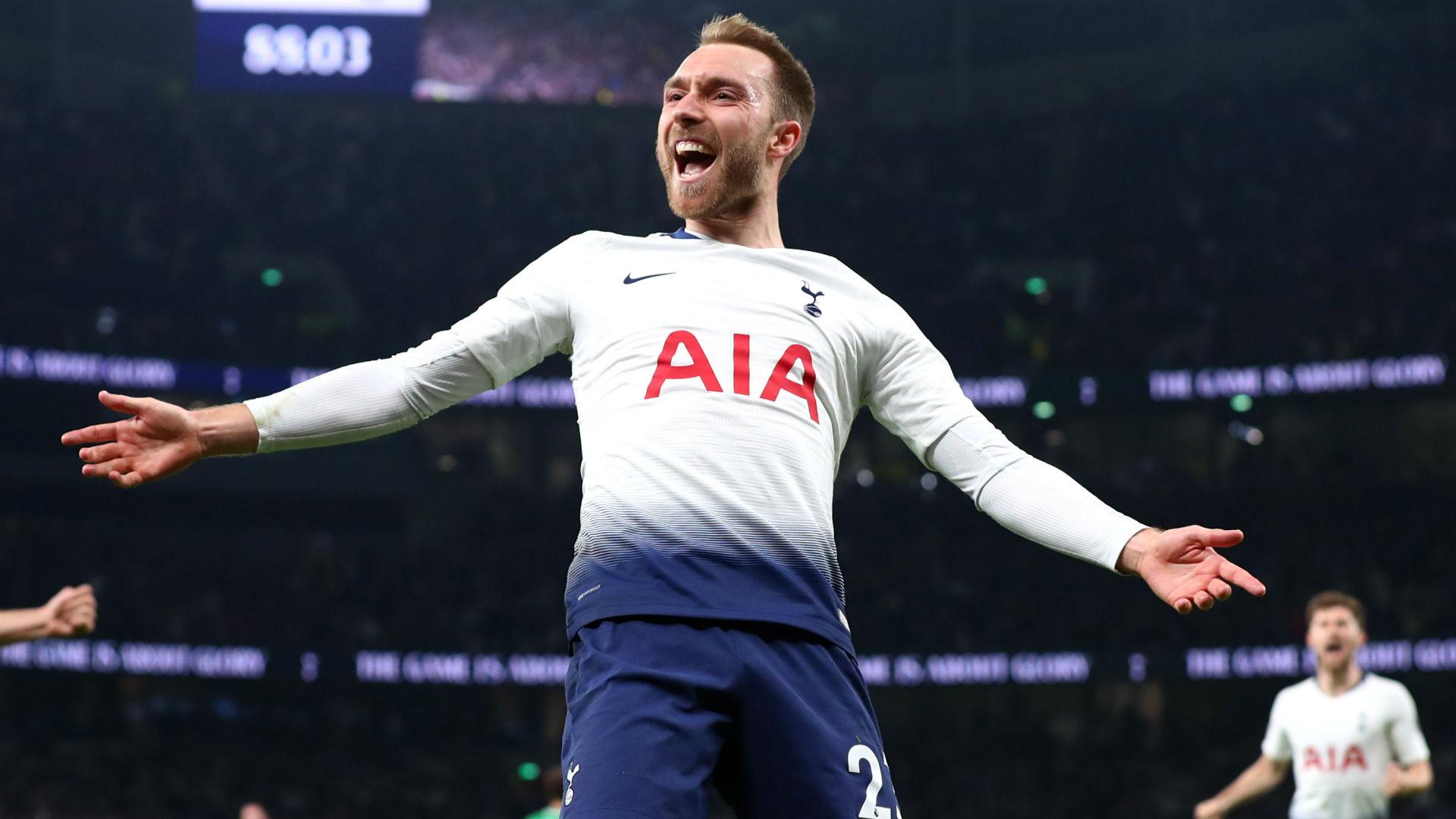 Vertonghen 'hopeful' Eriksen stays at Spurs amid Madrid links