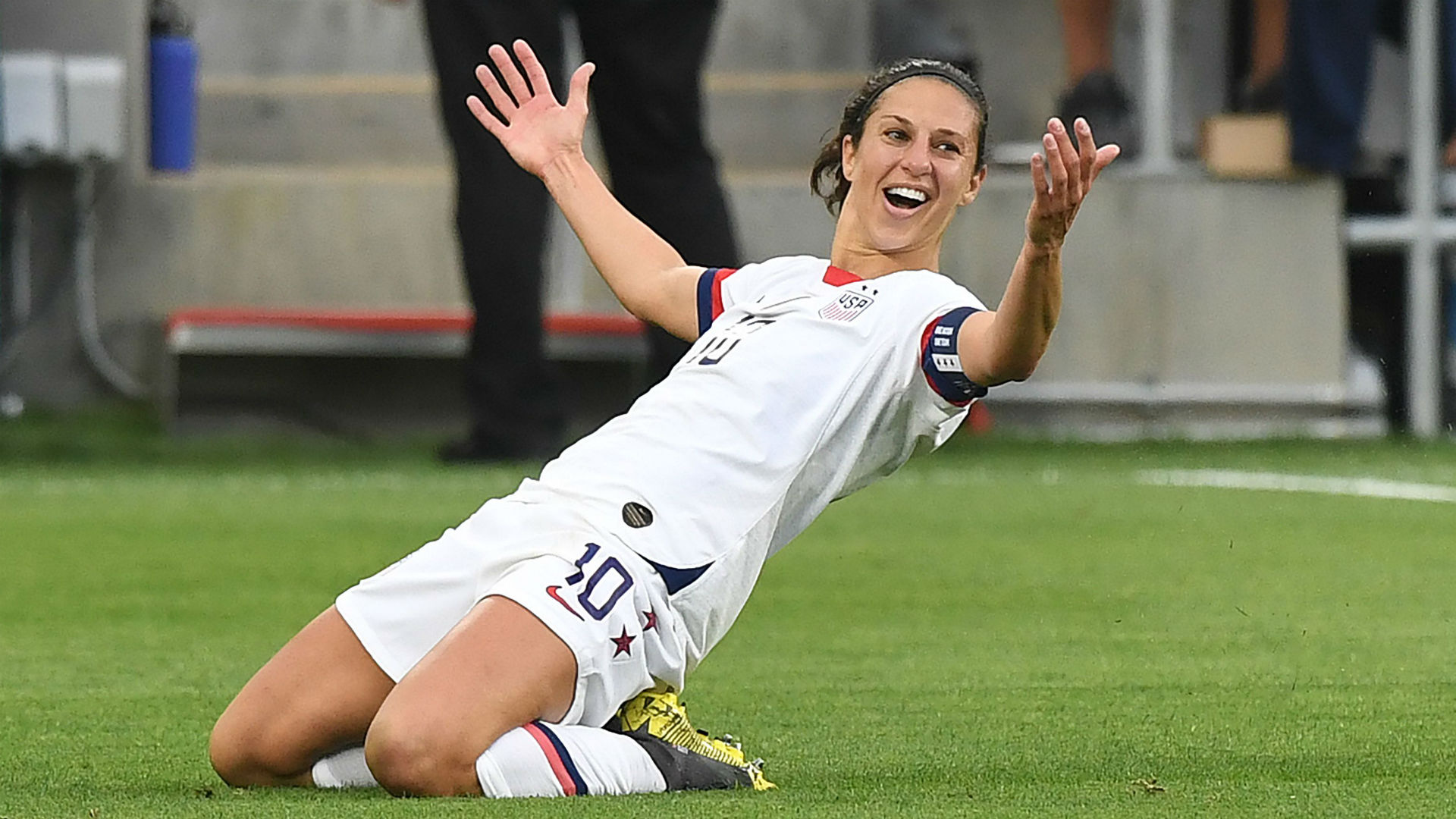 Women's World Cup 2019: Experience key to USA's success