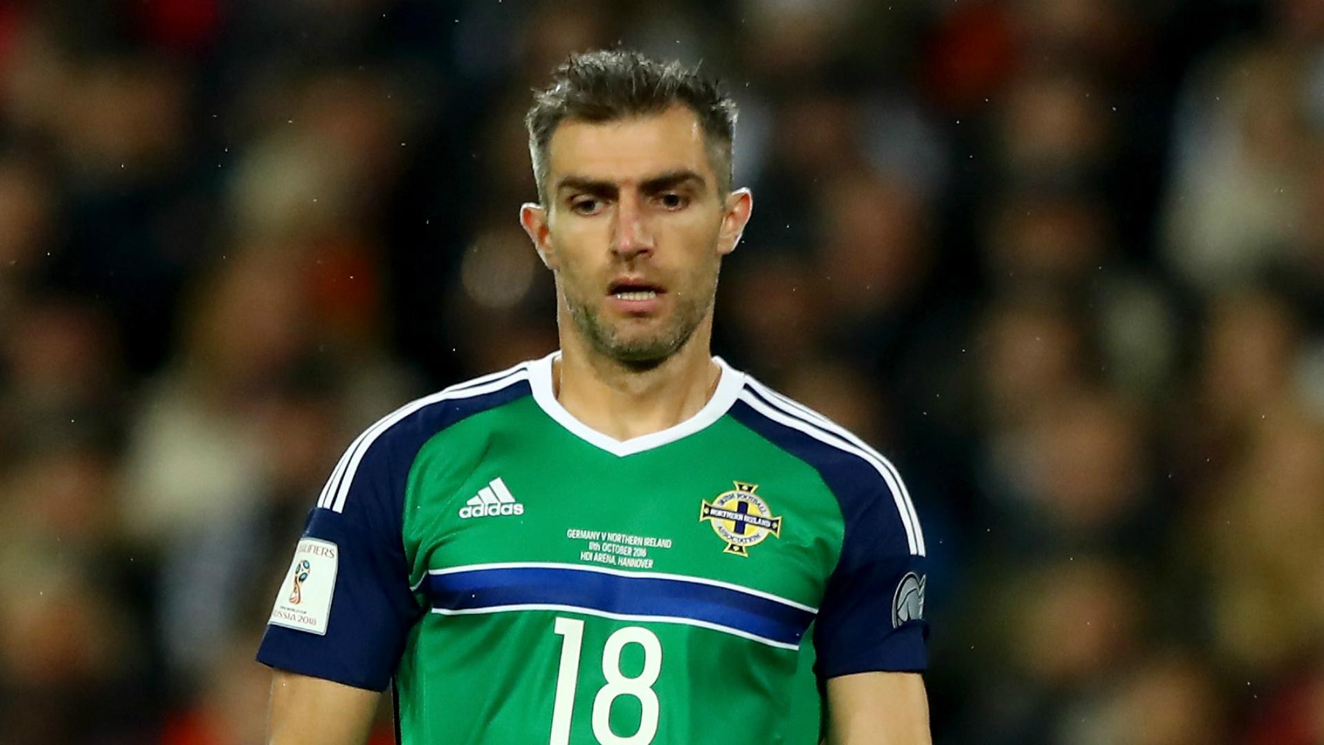 Former Northern Ireland captain Aaron Hughes retires