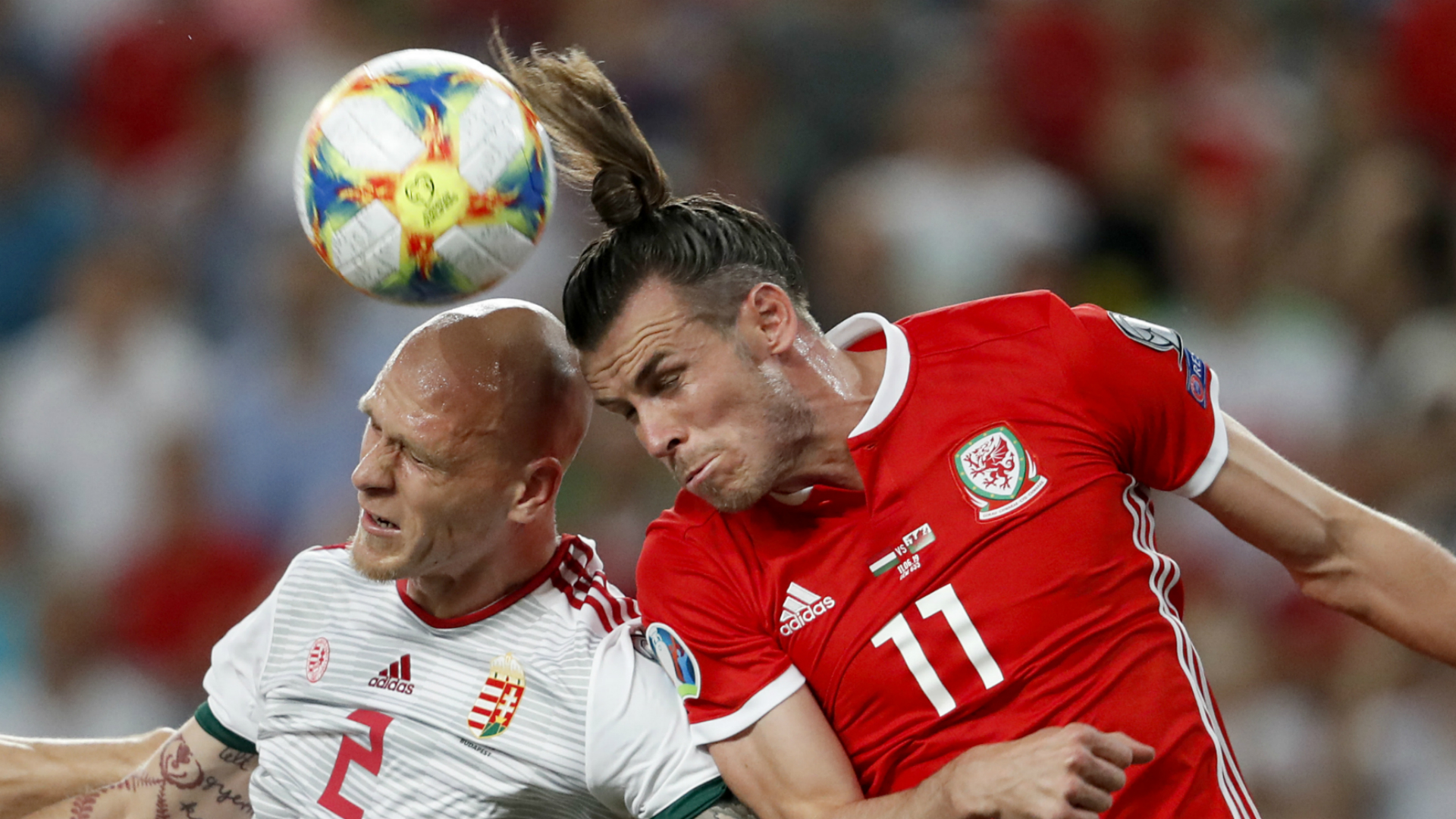 Hungary 1 Wales 0: Patkai strike compounds Bale's woes