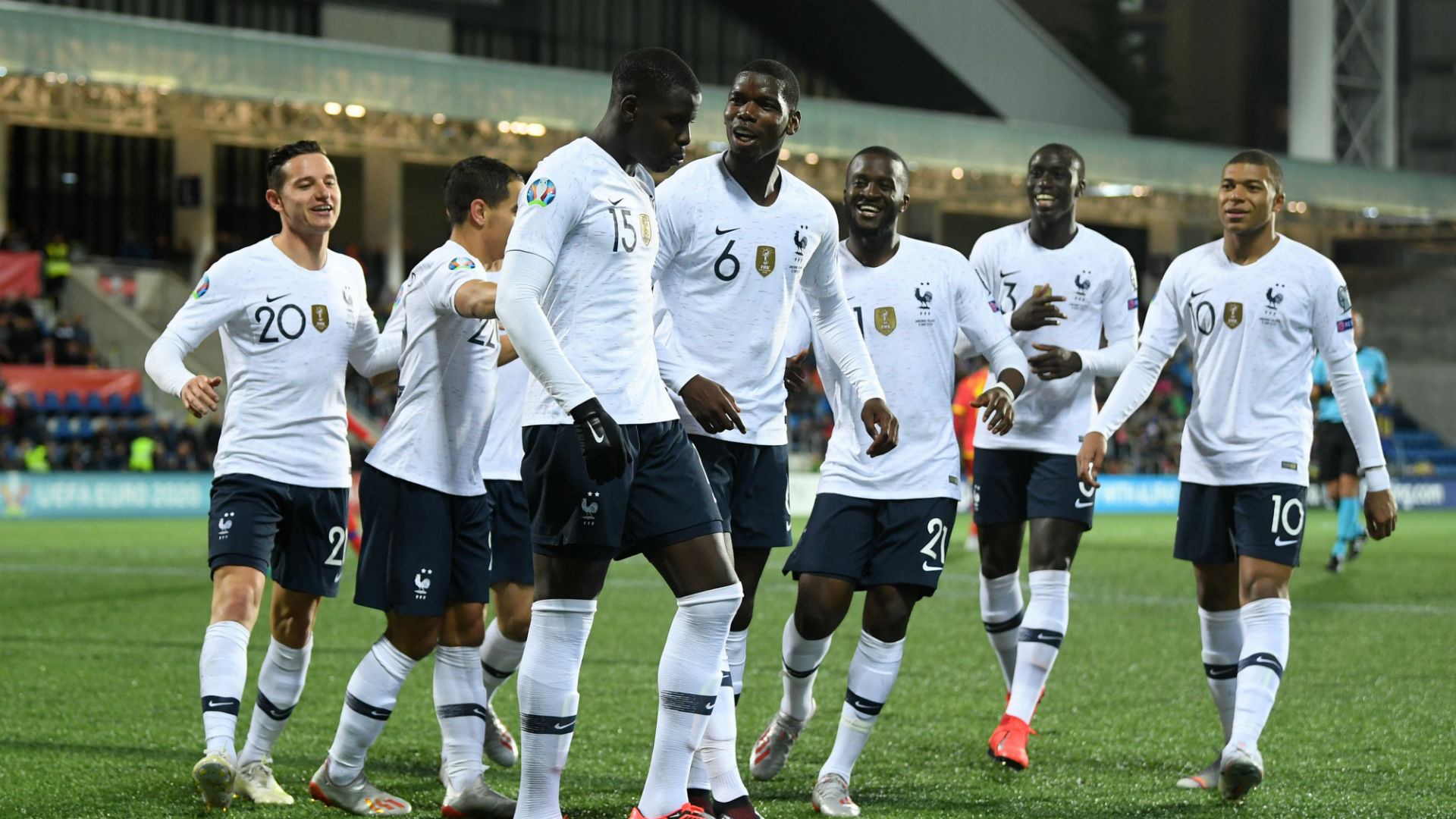 Great attitude and a lot of commitment – Deschamps thrilled with France response