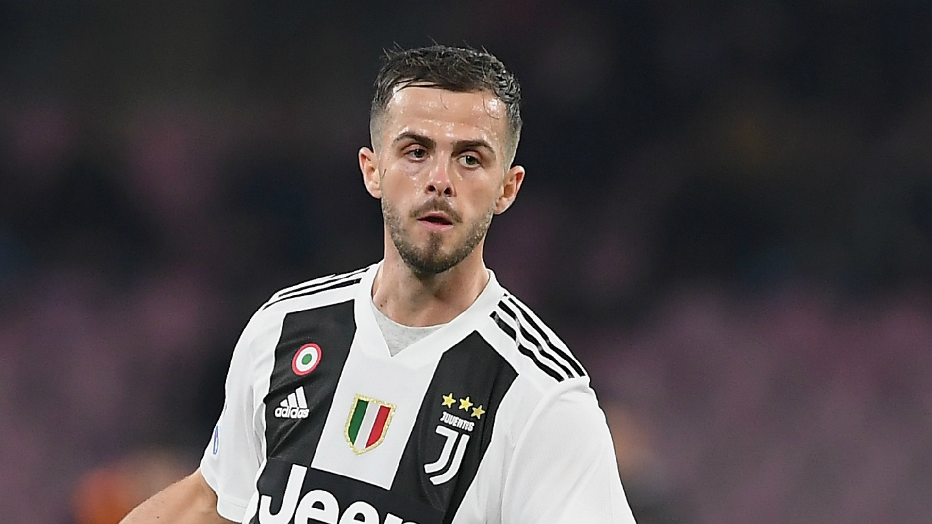 Pjanic happy at Juventus amid transfer rumours