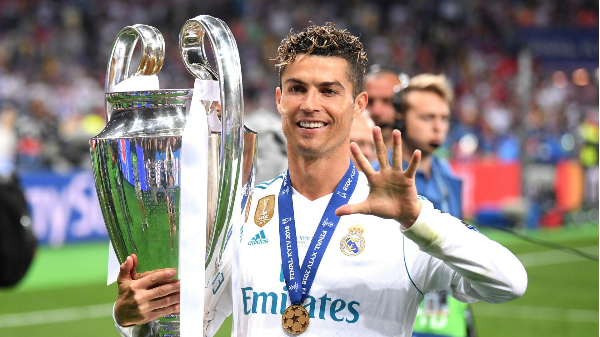 Cristiano Ronaldo was my idol - Real Madrid new boy Jovic