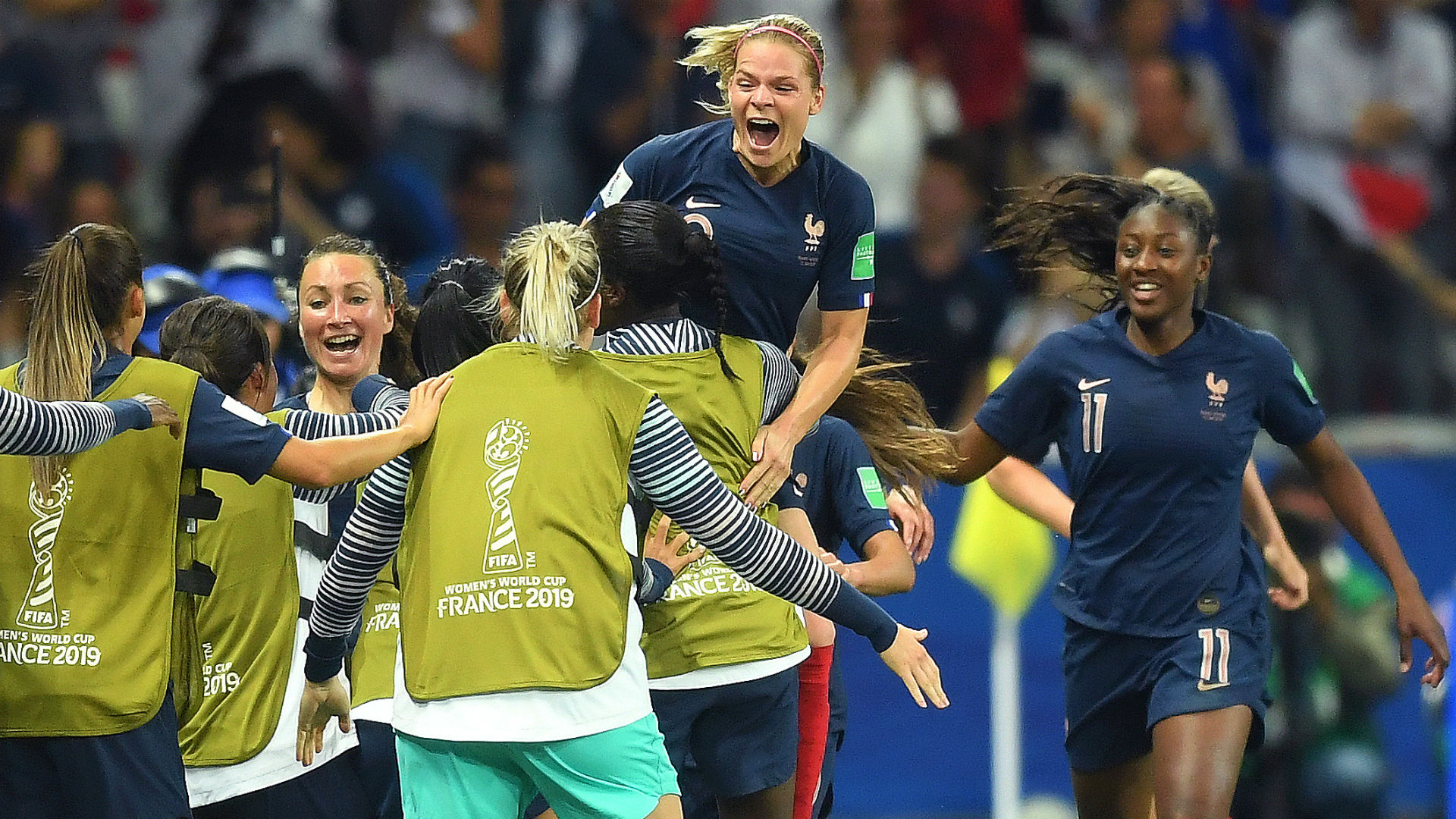 Women's World Cup Review: France and Germany on brink of last 16