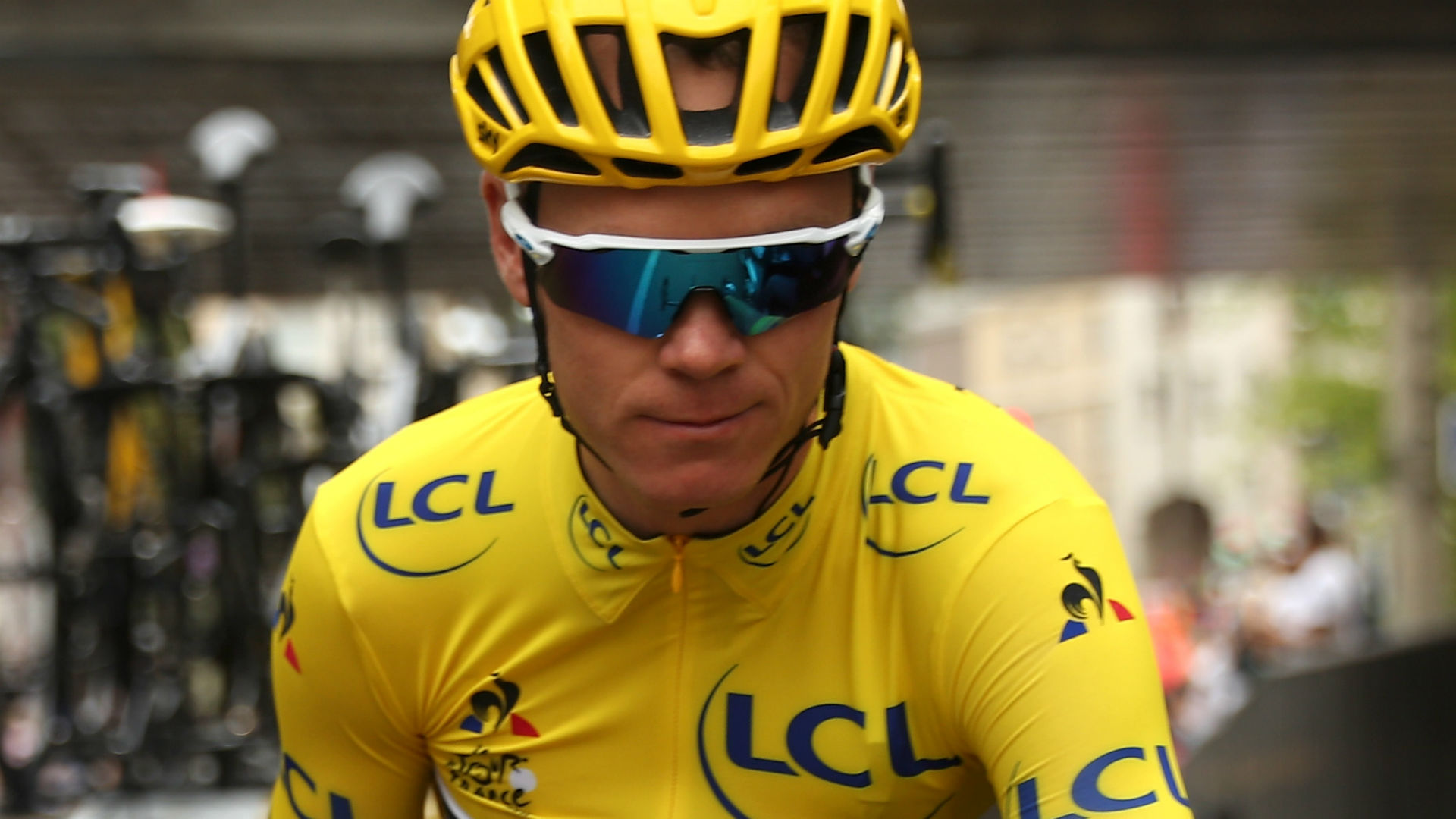 Team INEOS confirm extent of Froome's injuries