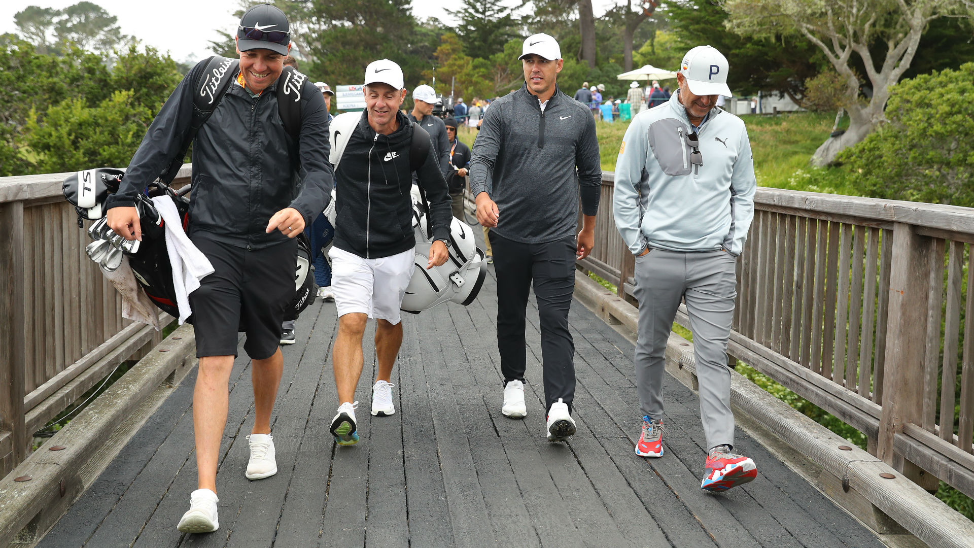 How Rory McIlroy, Brooks Koepka and others plan to attack Pebble Beach