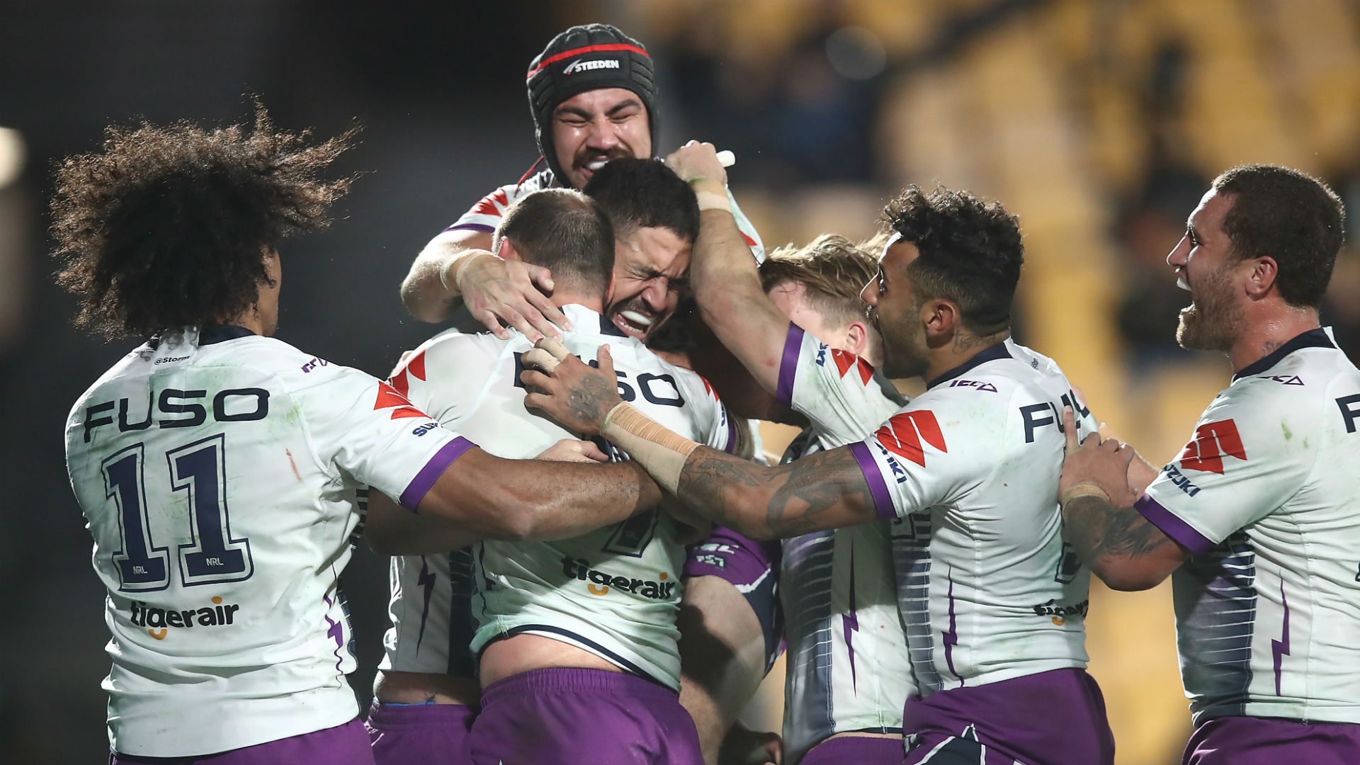 NRL Opta facts: Leaders Storm out to continue dominance against Knights