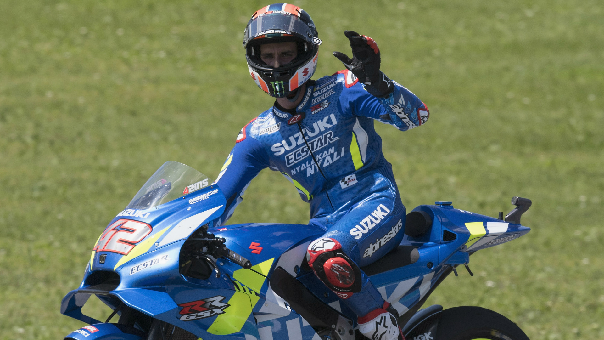 Confident Rins expecting strong Catalunya challenge