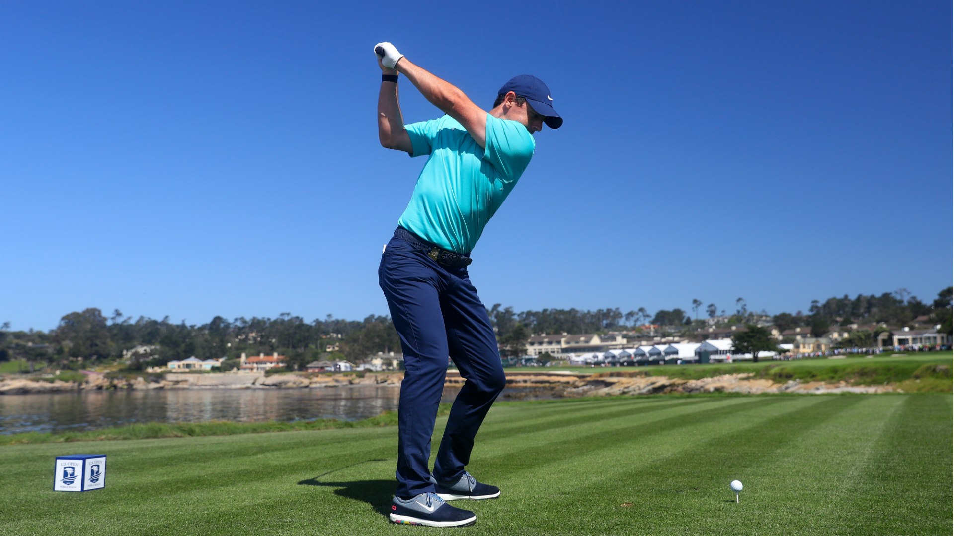 McIlroy an early starter as U.S. Open hands first-tee honour to grandson of Palmer