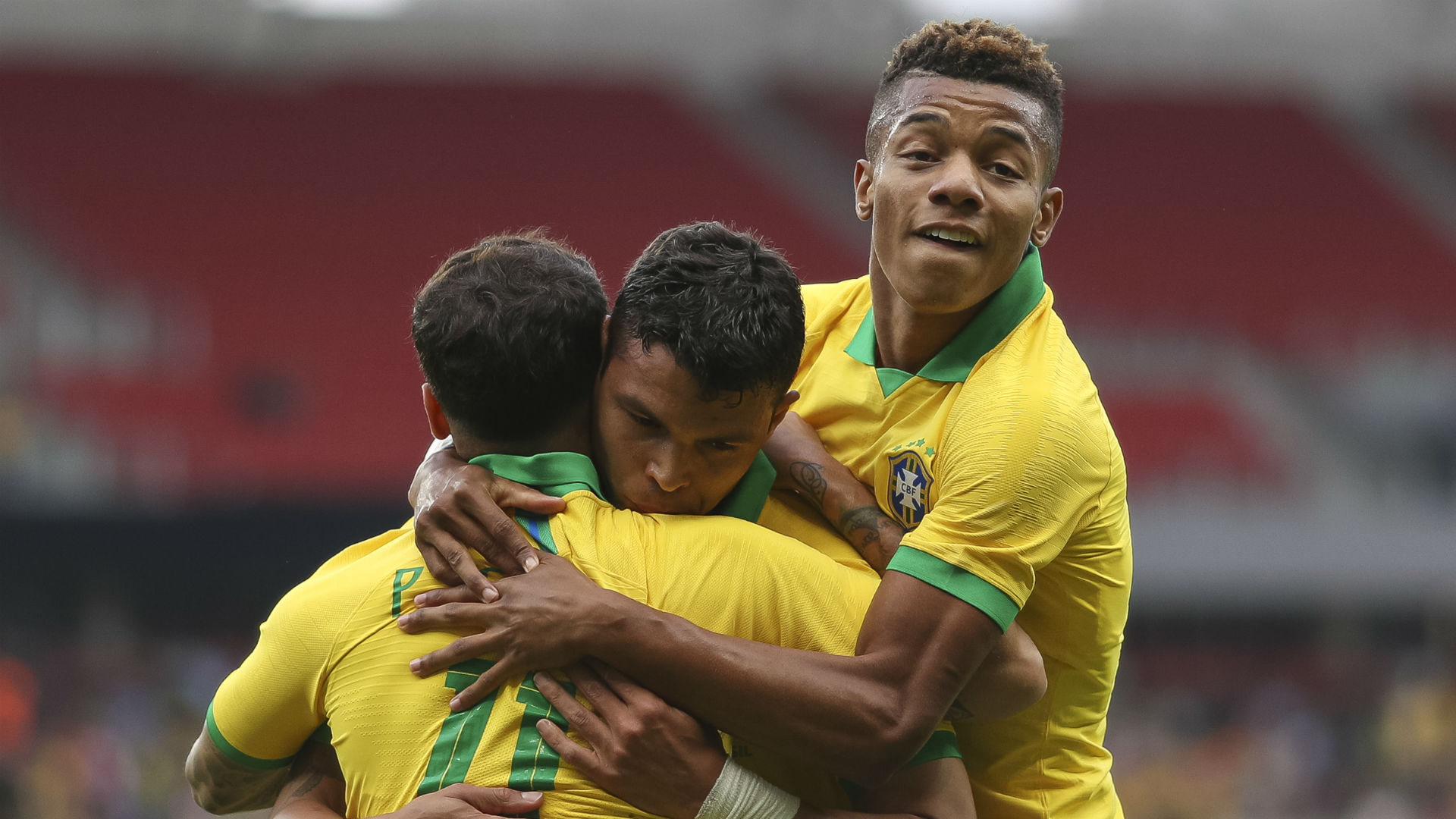 Brazil v Bolivia: Silva lacking no motivation ahead of Copa America