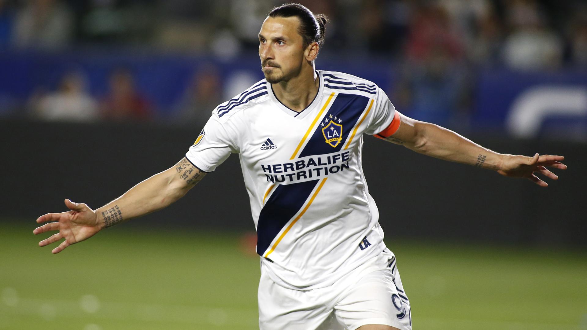 Zlatan Ibrahimovic's 2019 salary sets MLS record