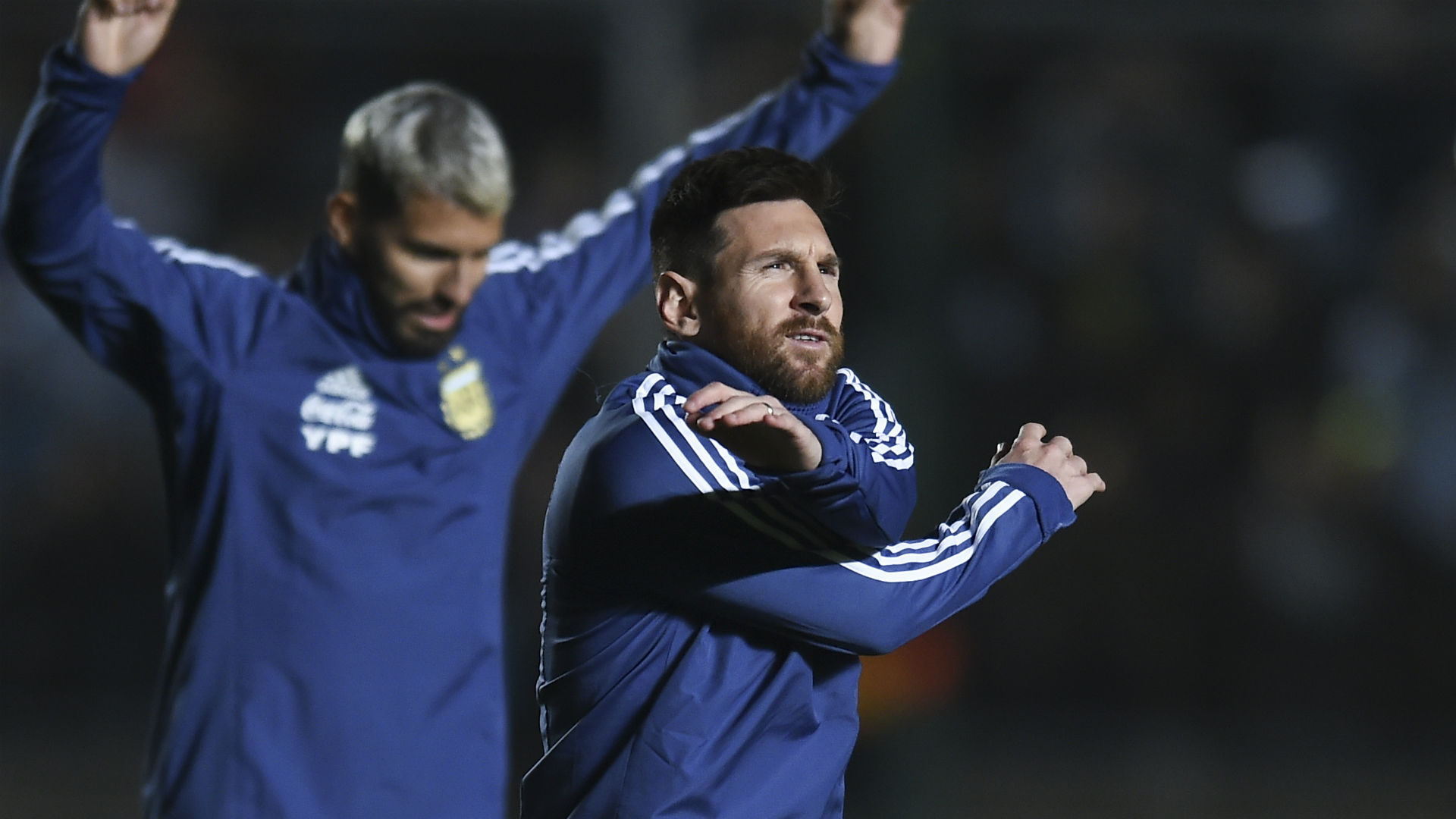 Argentina v Colombia: Messi begins latest quest for international silverware