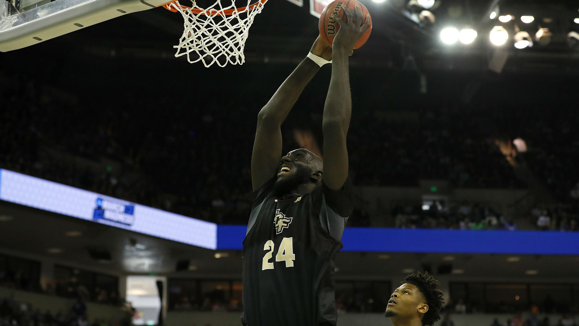 Here's how Tacko Fall could find a role in the NBA