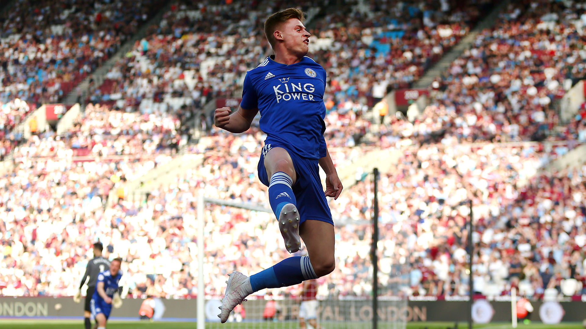 Leicester hand Harvey Barnes five-year deal
