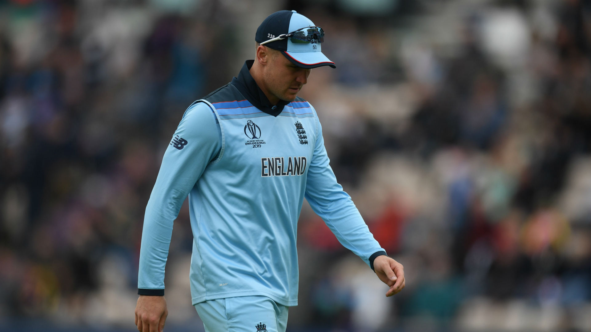 Roy limps out of England-Windies clash