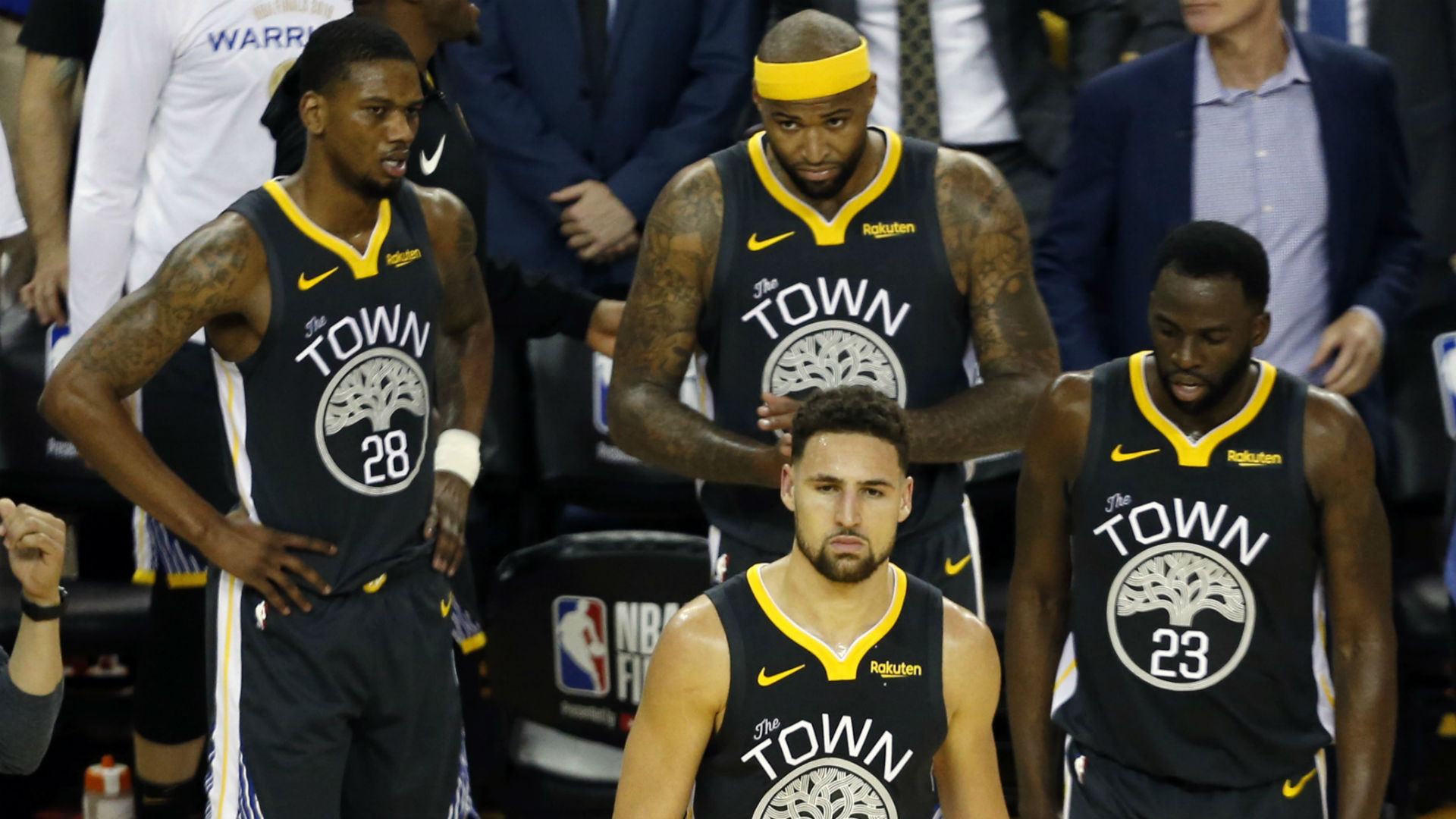 Warriors' last show of Oracle spirit comes at huge cost