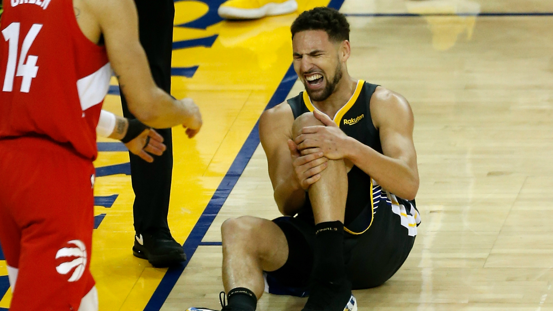 Klay Thompson suffers torn ACL, says agent