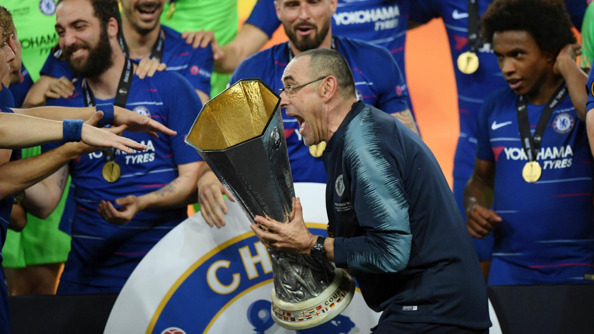 Chelsea mark Lampard anniversary amid Sarri to Juventus reports