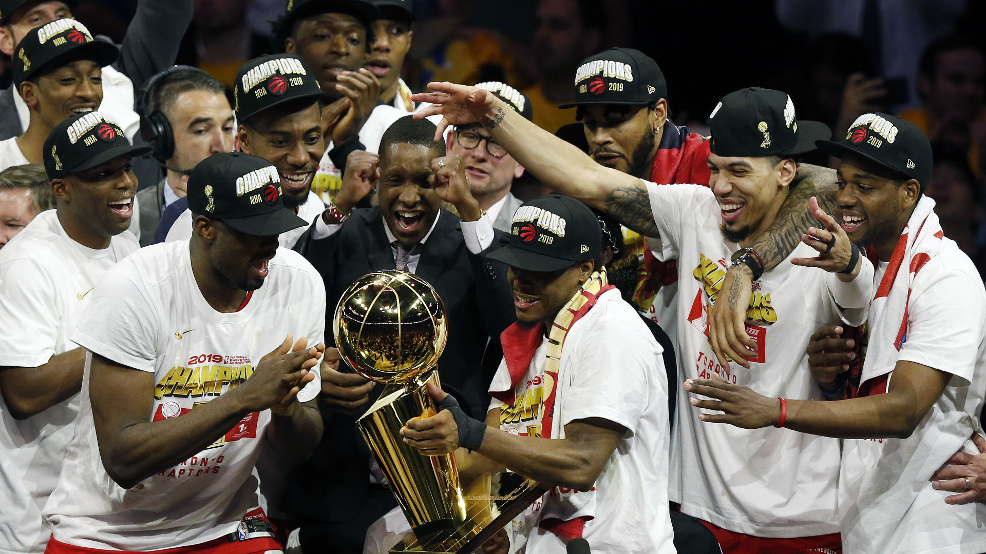 Seven key stats from Raptors' NBA championship run
