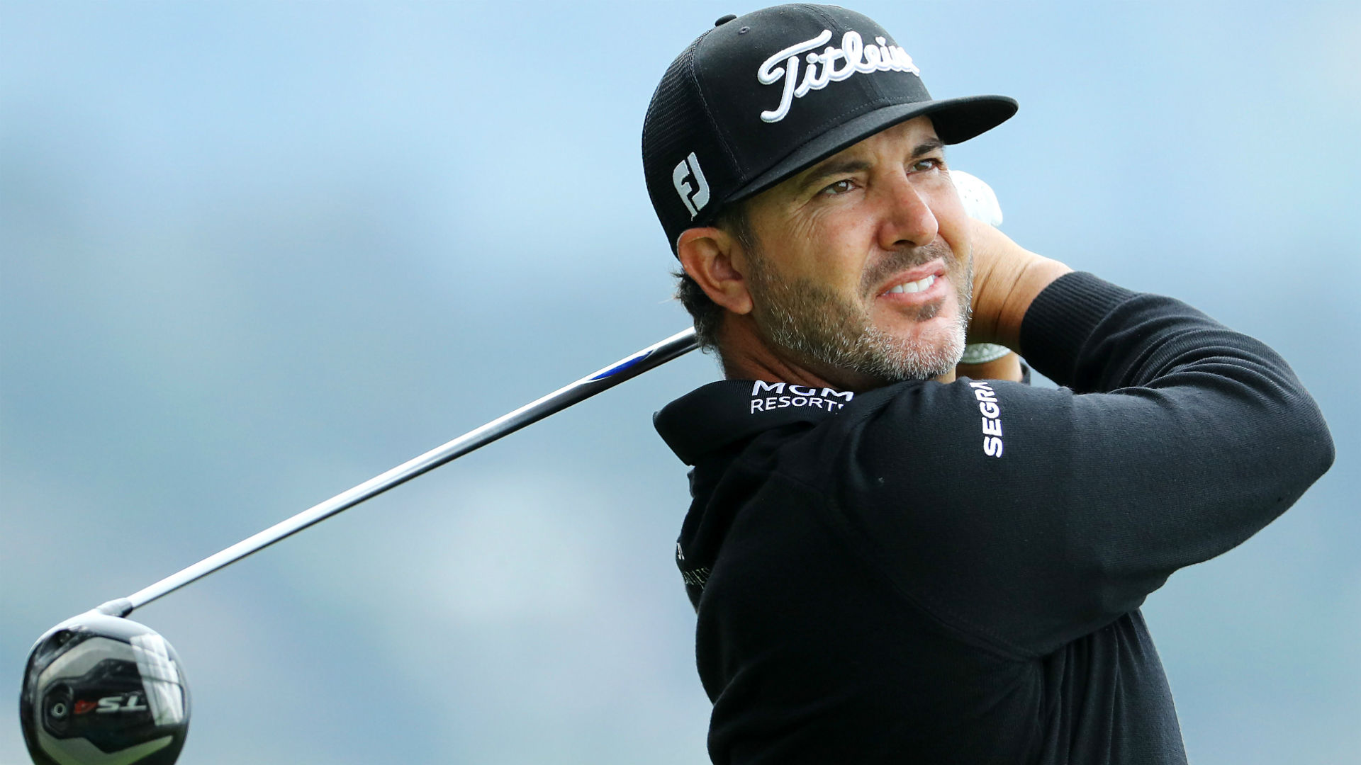 Piercy takes clubhouse U.S. Open lead