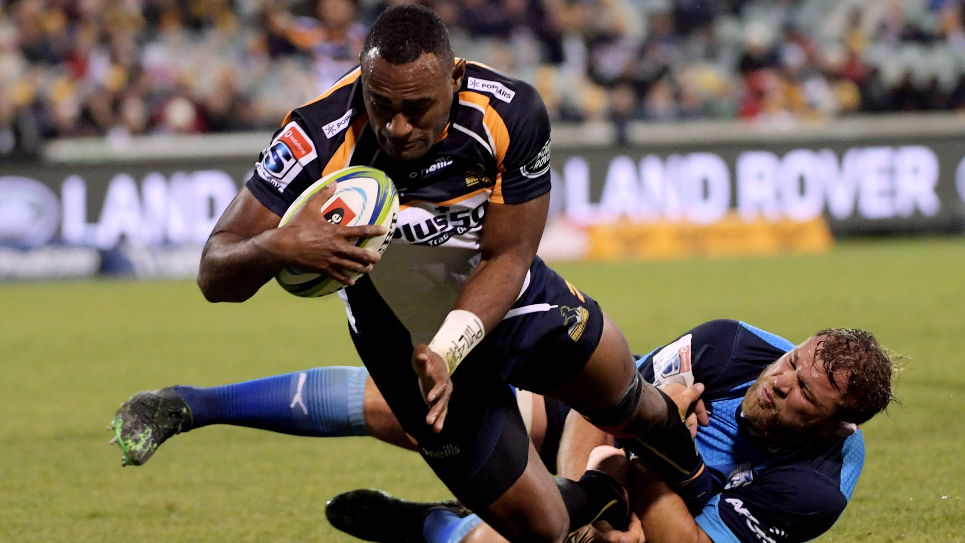 Kuridrani extends RA, Brumbies deal