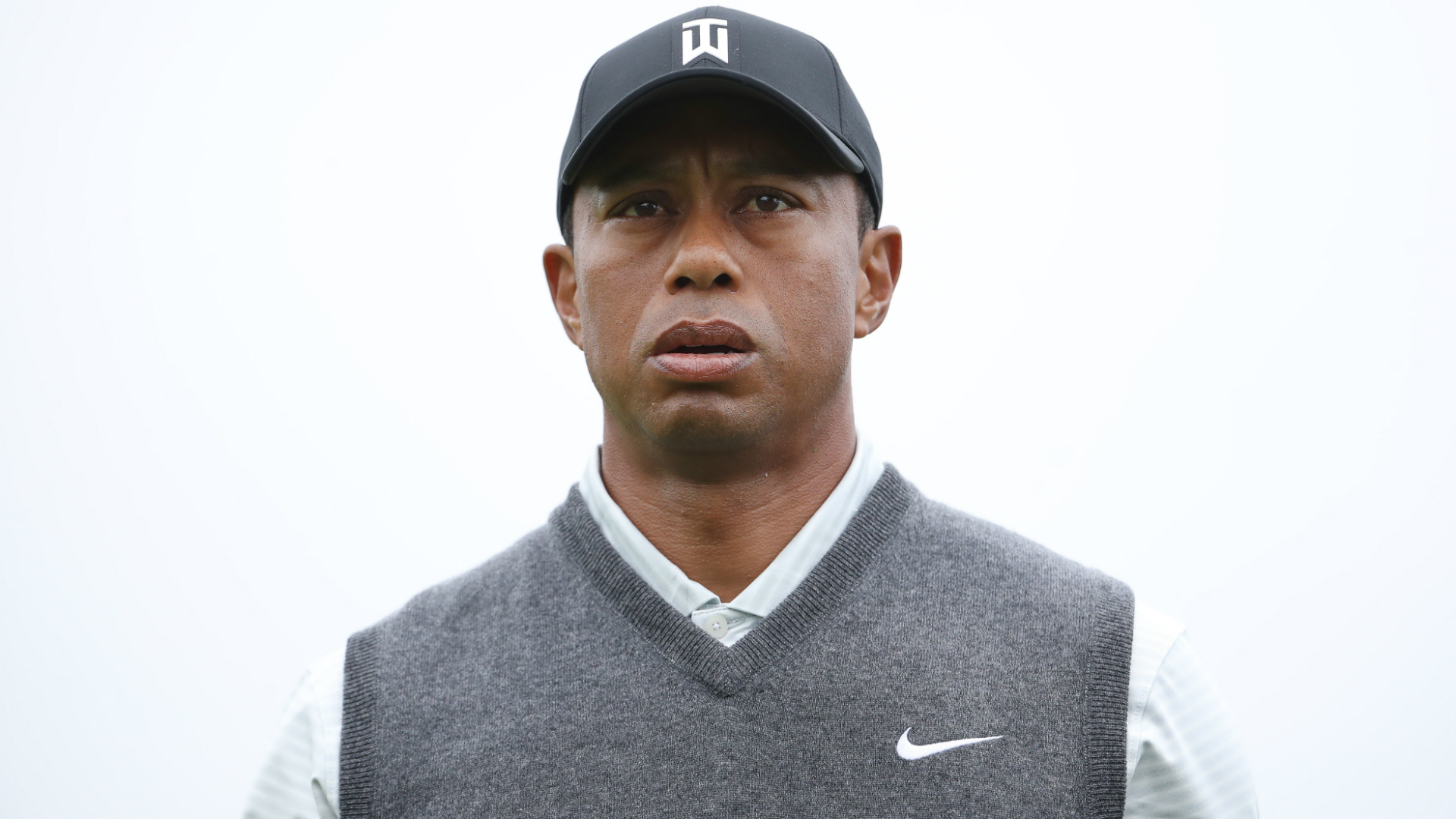 Tiger Woods pleased with fighting start at Pebble Beach