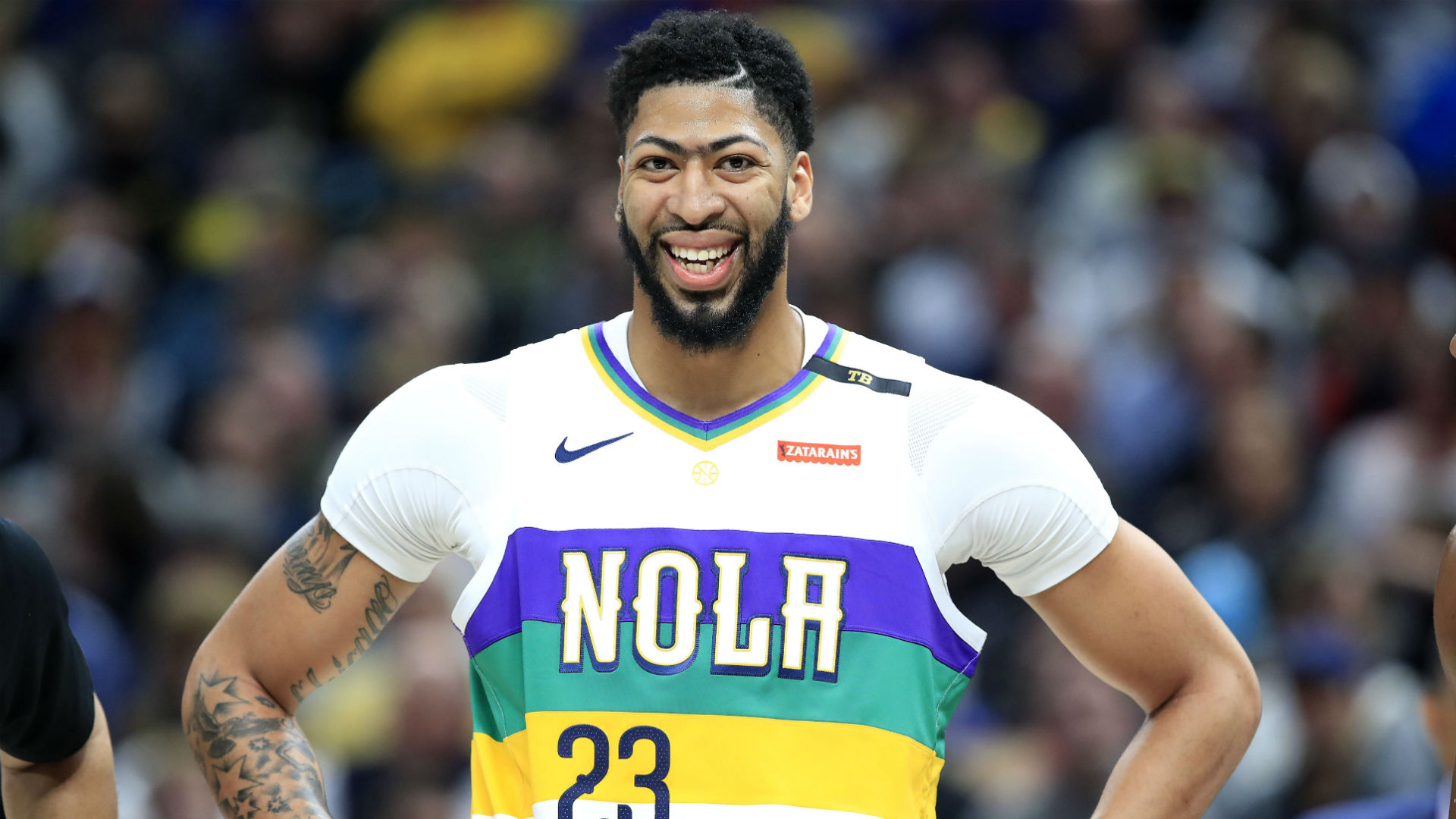 Kyrie Irving free agency rumors: Celtics hope trading for Anthony Davis will convince All-Star guard to stay