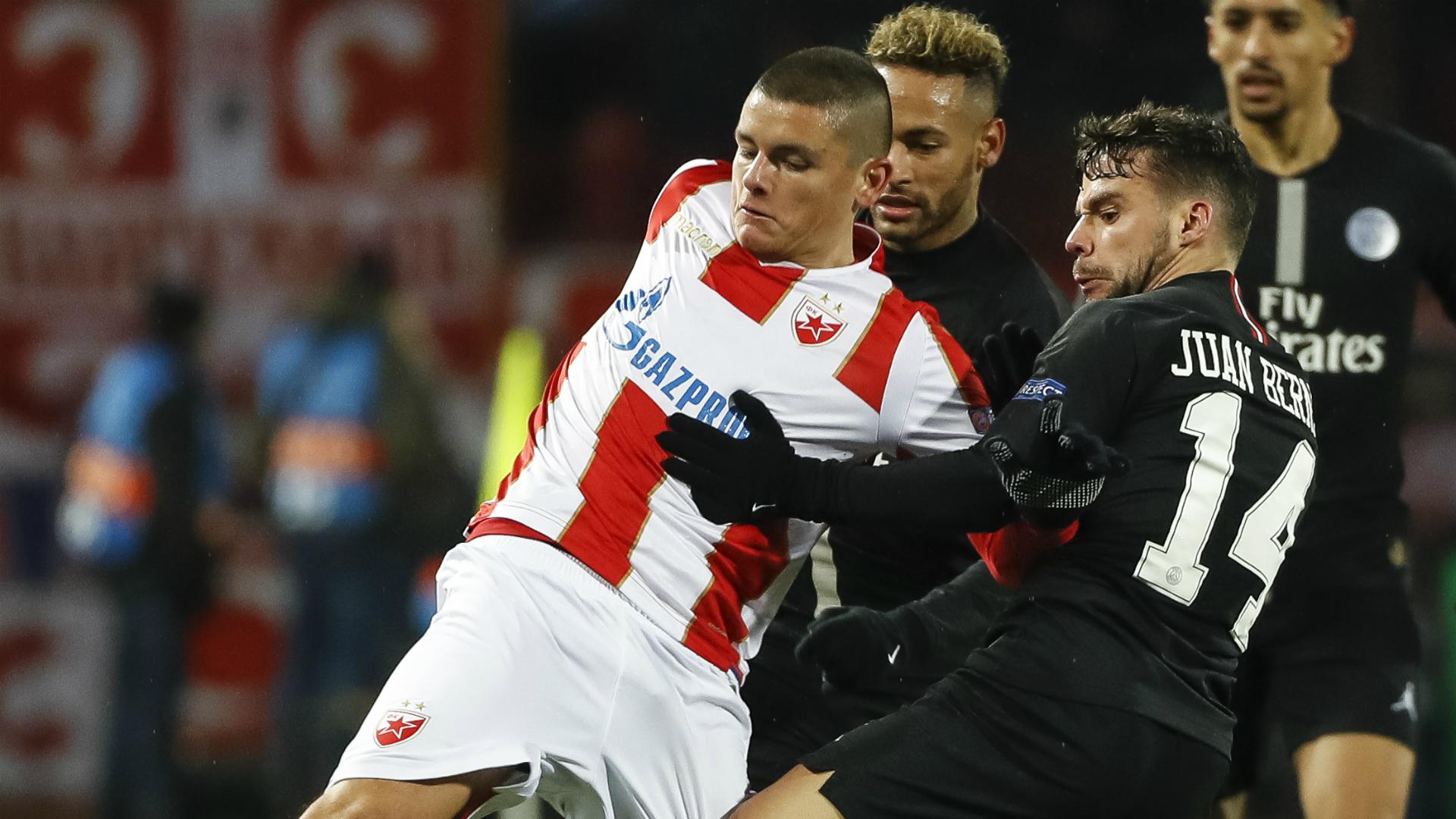 The next Luka Jovic? Eintracht Frankfurt sign Dejan Joveljic
