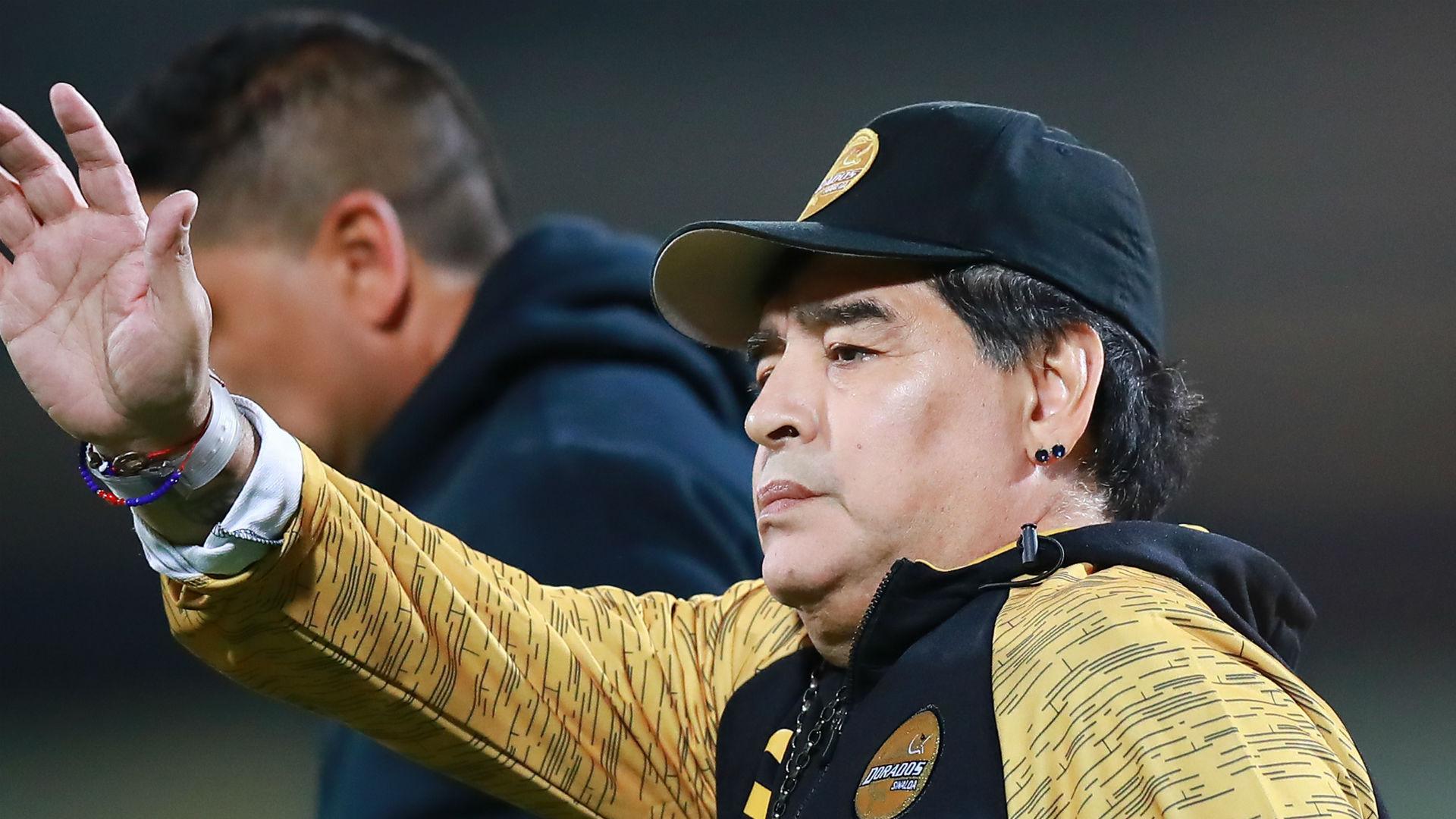 Maradona opens up on Dorados exit