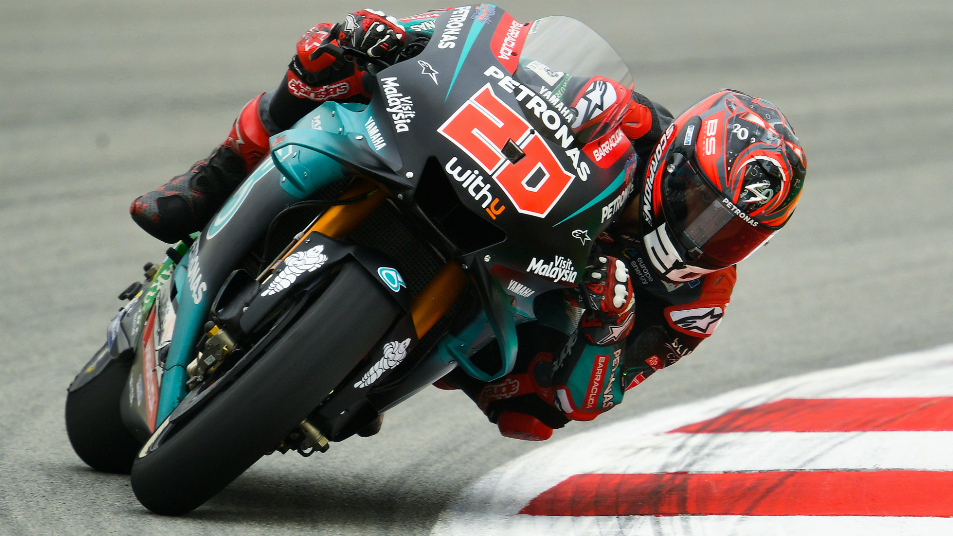 Quartararo makes fast start in Catalunya