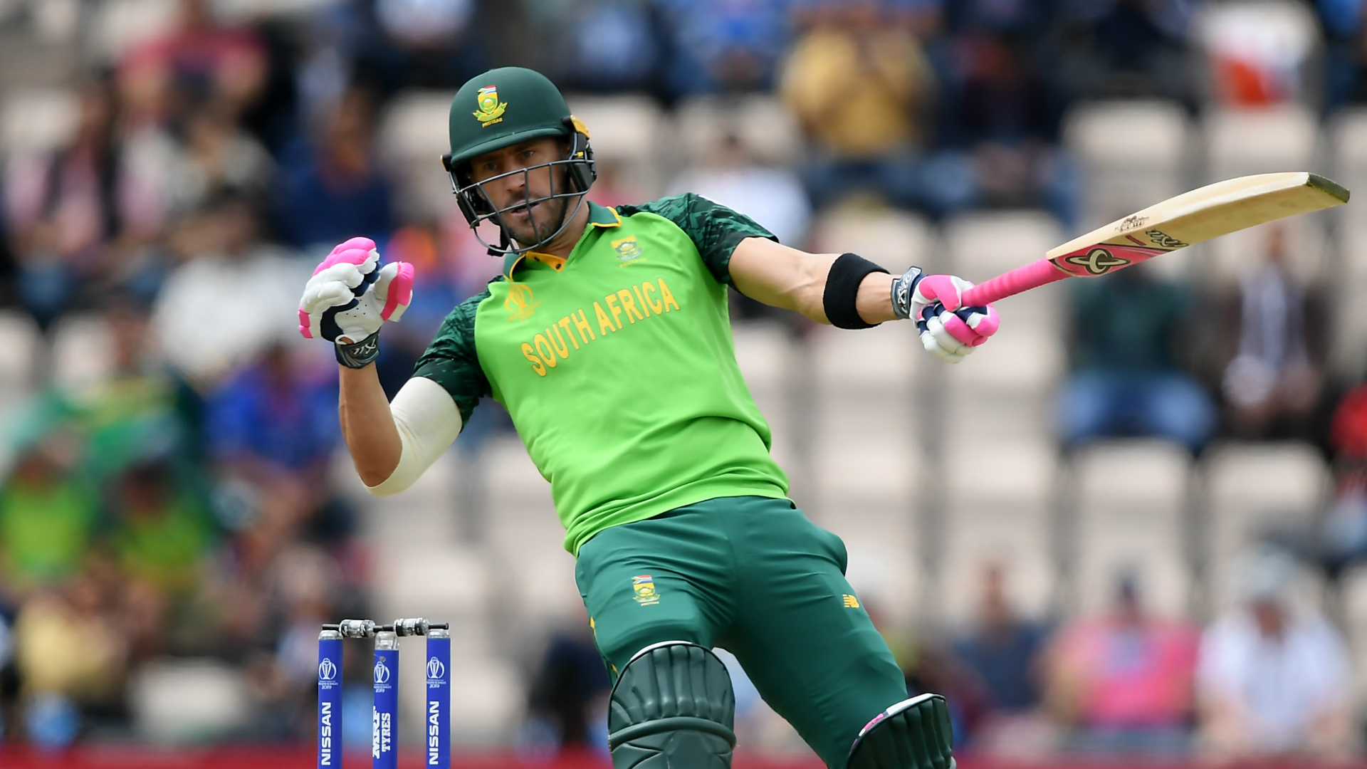 Du Plessis tells Proteas to rescue themselves as World Cup exit looms large