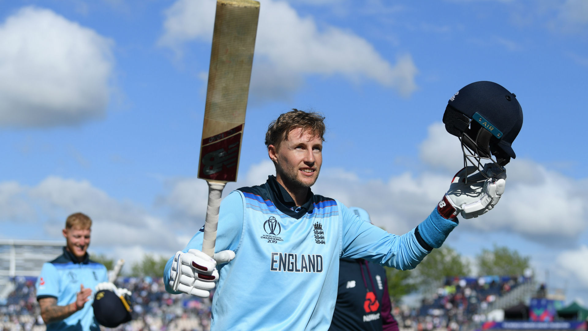 Root the quiet shining light among England's batting bravado