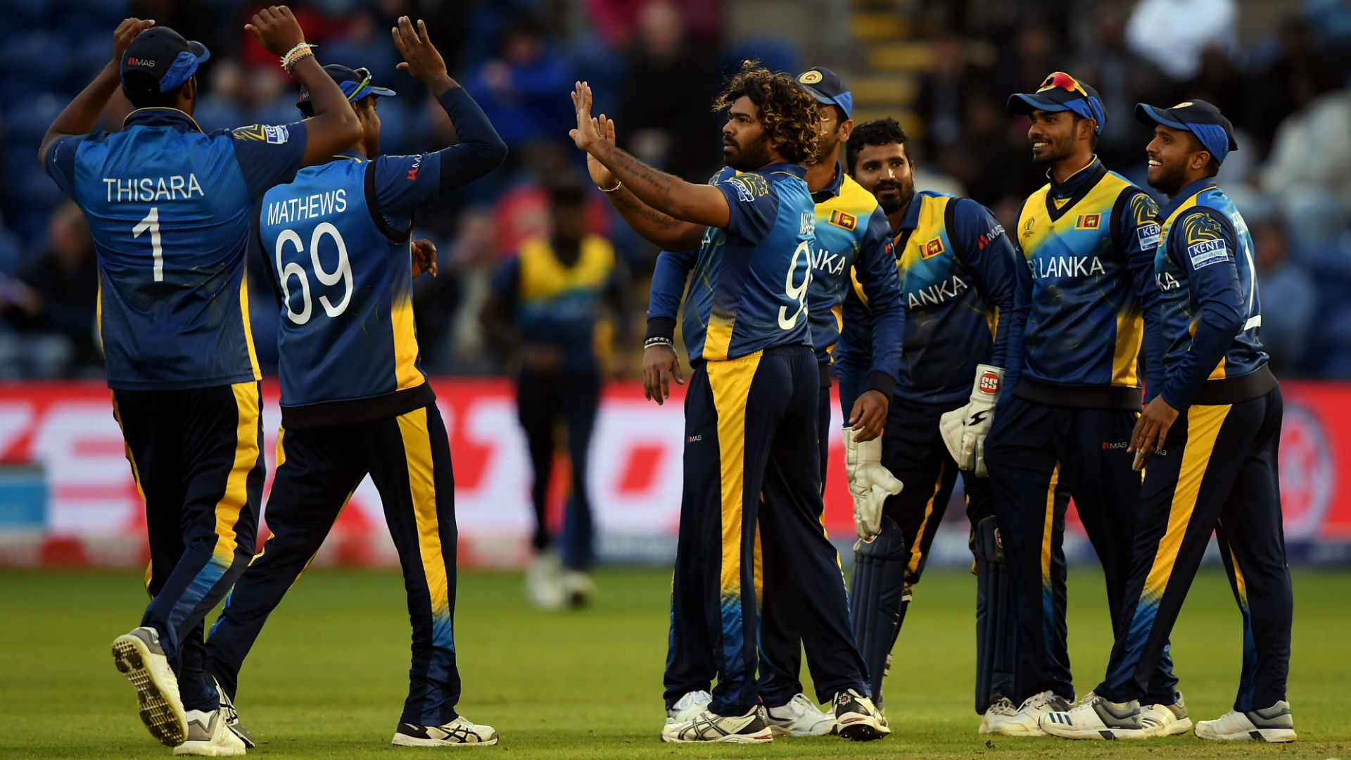 Sri Lanka v Australia: Lions seek upset after washout woe