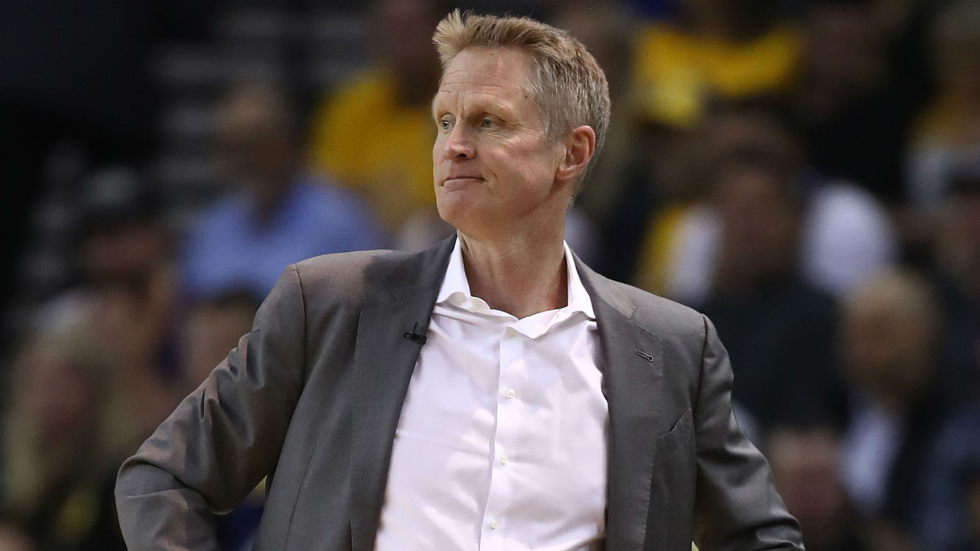 Kerr says Warriors are going to look 'a lot different' next season