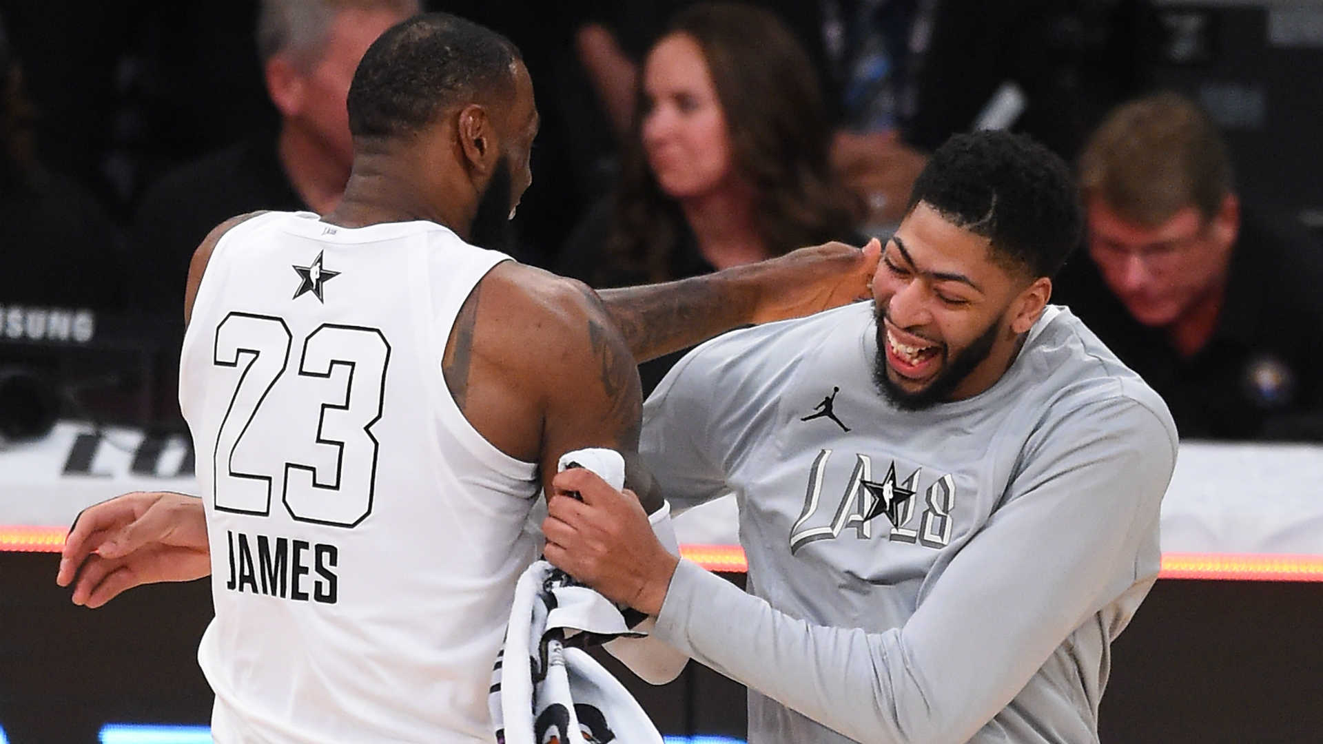 Anthony Davis trade: Who are now the 5 favorites to win the West?