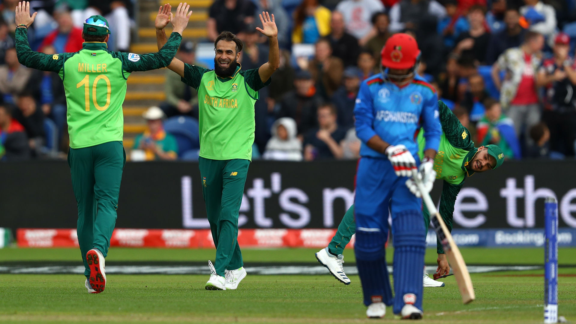Tahir has single-handedly made South Africa a strong team - Du Plessis