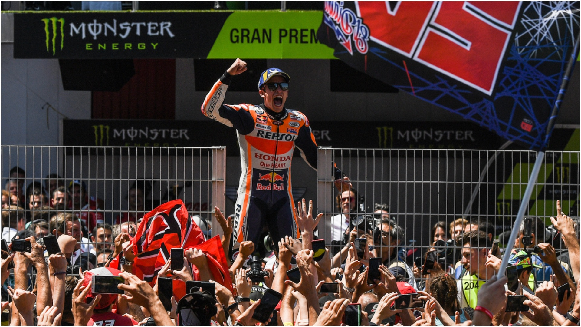 MotoGP Raceweek: Triumphant Marquez defends apologetic Lorenzo