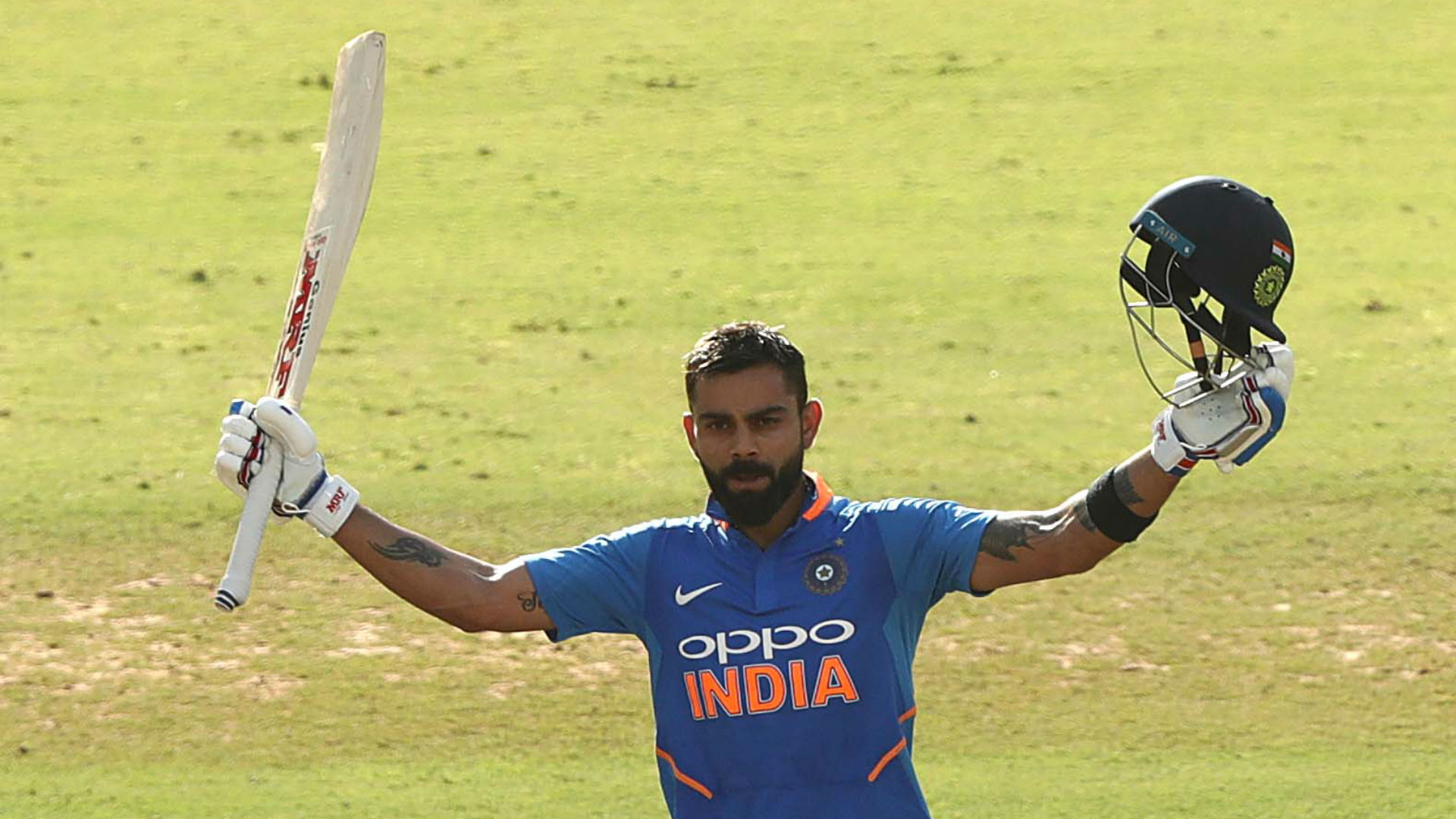 Kohli smashes Tendulkar's record as fastest man to 11,000 ODI runs