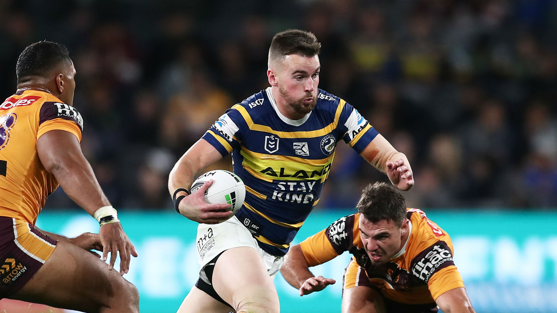 Matterson, Gutherson added to Blues squad for Origin II