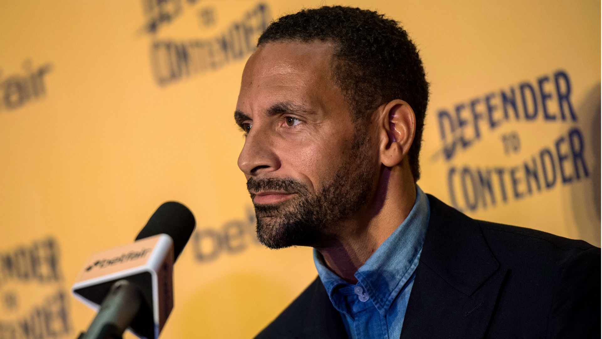 Rio Ferdinand claims he's spoken to Man United about sporting director role