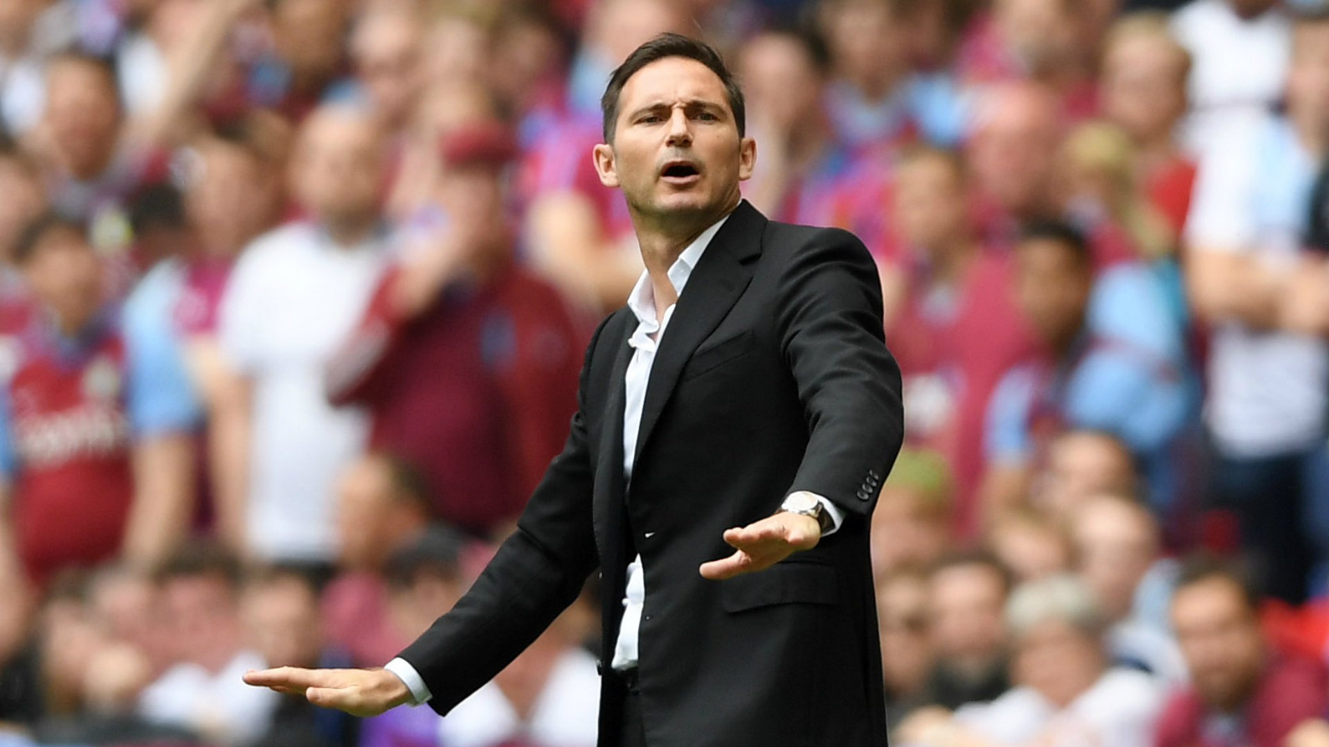 Lampard and the contenders to replace Sarri at Chelsea