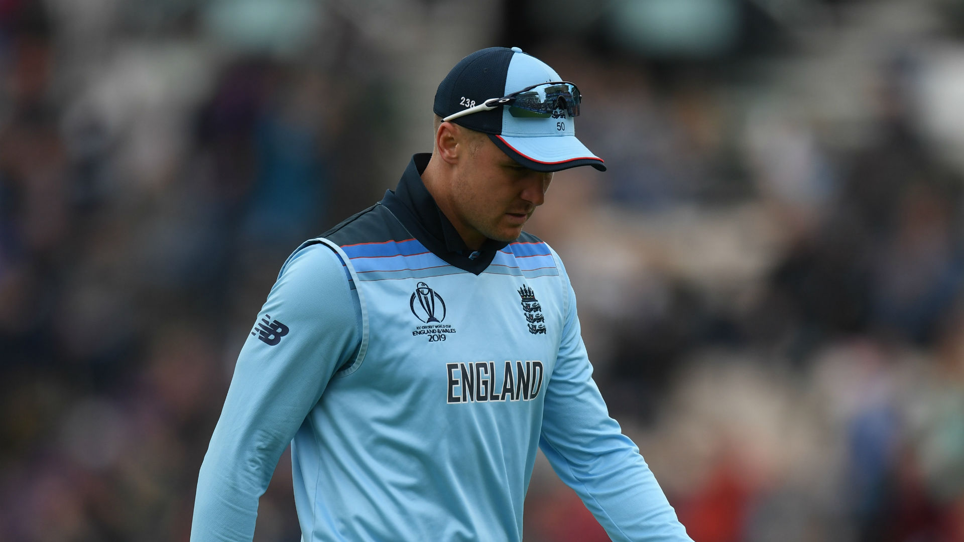 Roy ruled out but England handed Morgan boost