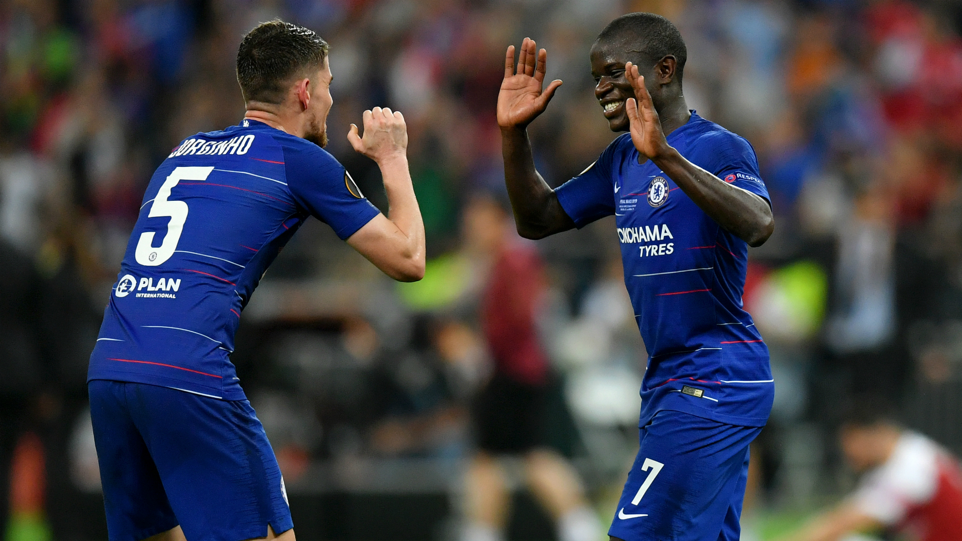 Jorginho in limbo? Kante back in position? The winners and losers of Sarri's Chelsea exit
