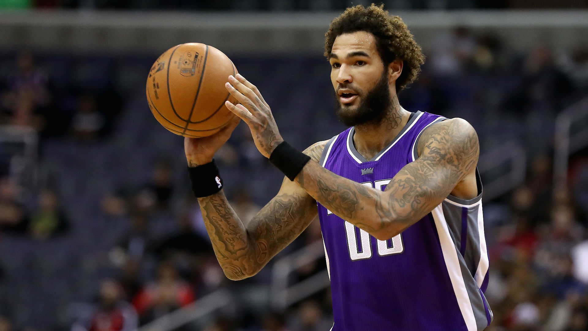 Kings' Vlade Divac: Willie Cauley-Stein still needs to show he can be consistent