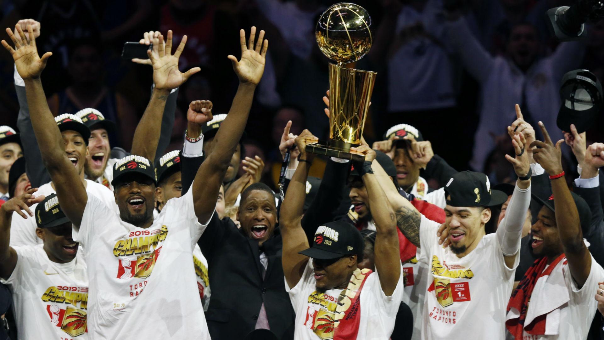 Raptors parade 2019: Toronto goes off celebrating first NBA title