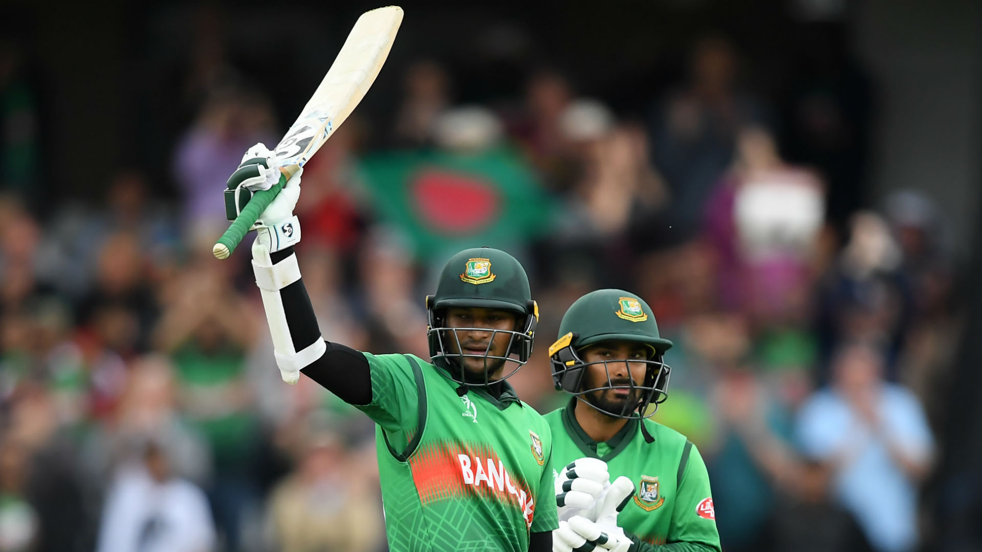 Super Shakib inspires Bangladesh to thumping win over Windies